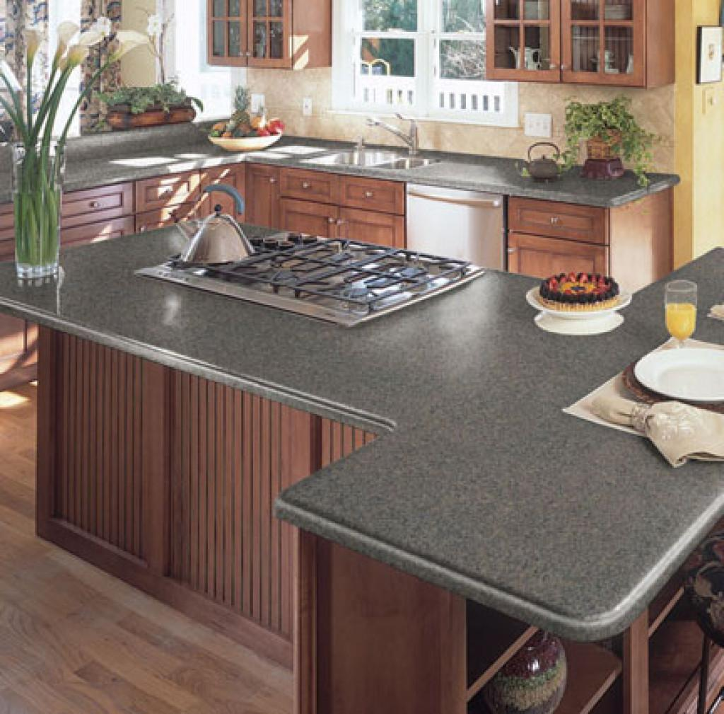 Affordable Alternative Granite Countertops Probably