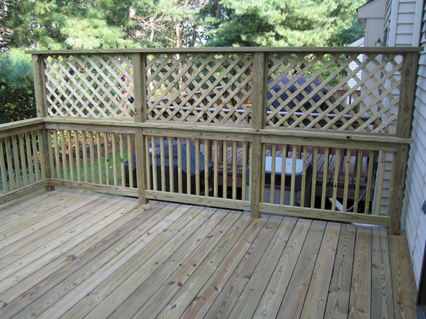 Affordable Backyard Privacy Fence Design Ideas