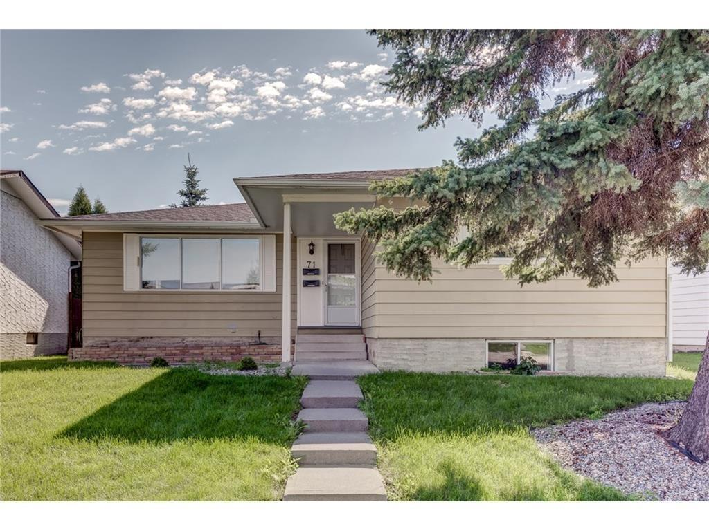 Affordable Bedroom Bungalow Calgary Has All