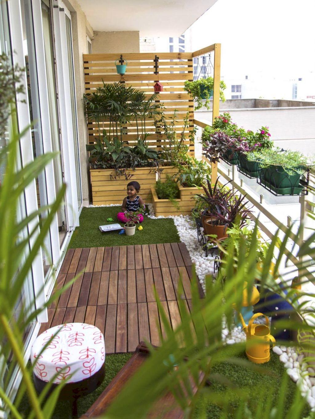 Affordable Small Apartment Balcony Decor Ideas Budget