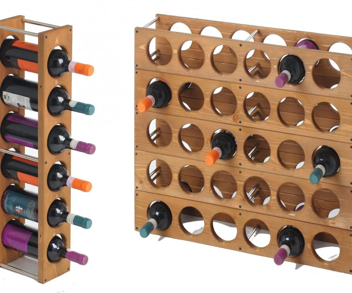 Affordable Wine Racks Magnificent