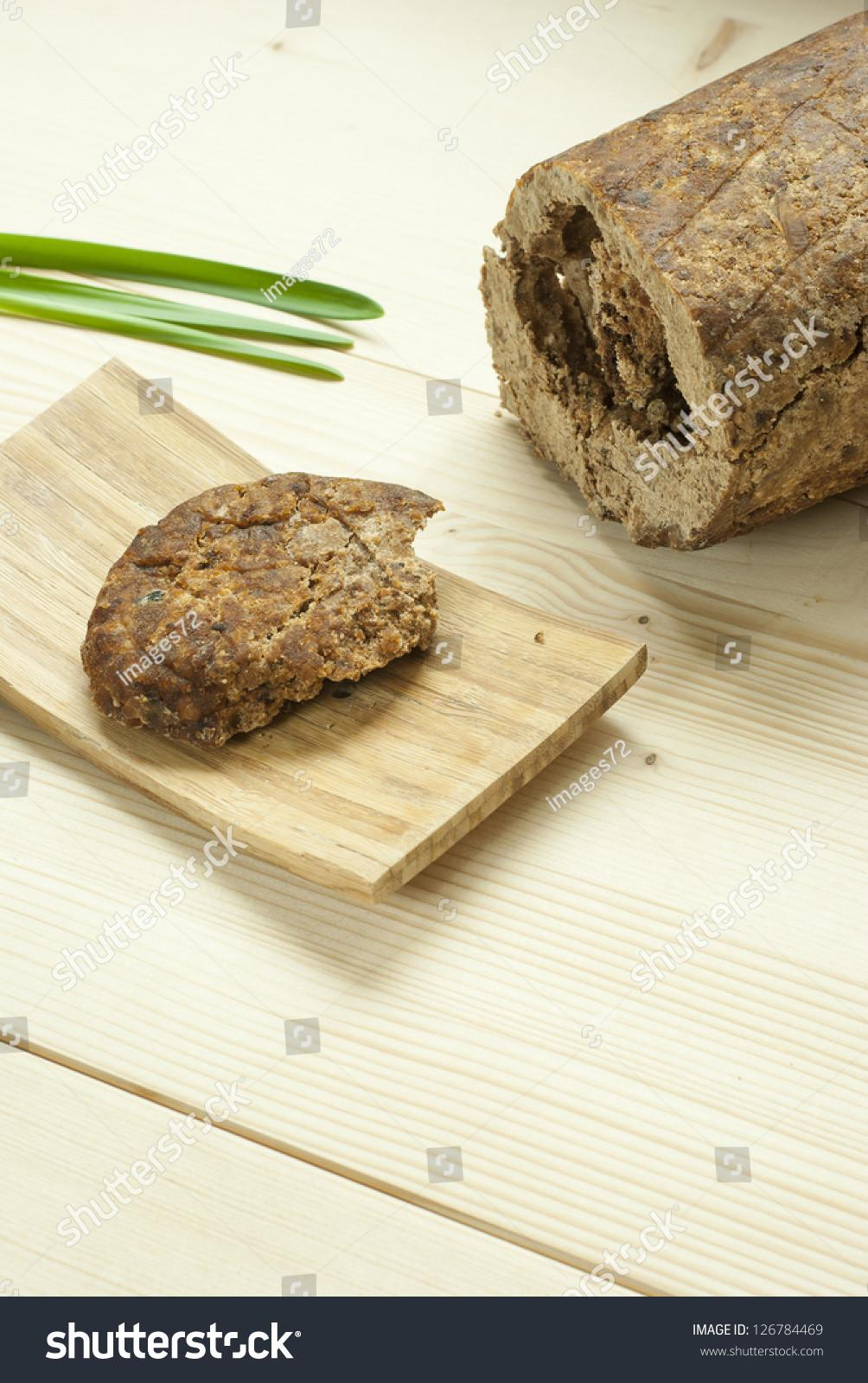 African Black Soap Homemade Soaps Wooden Stock