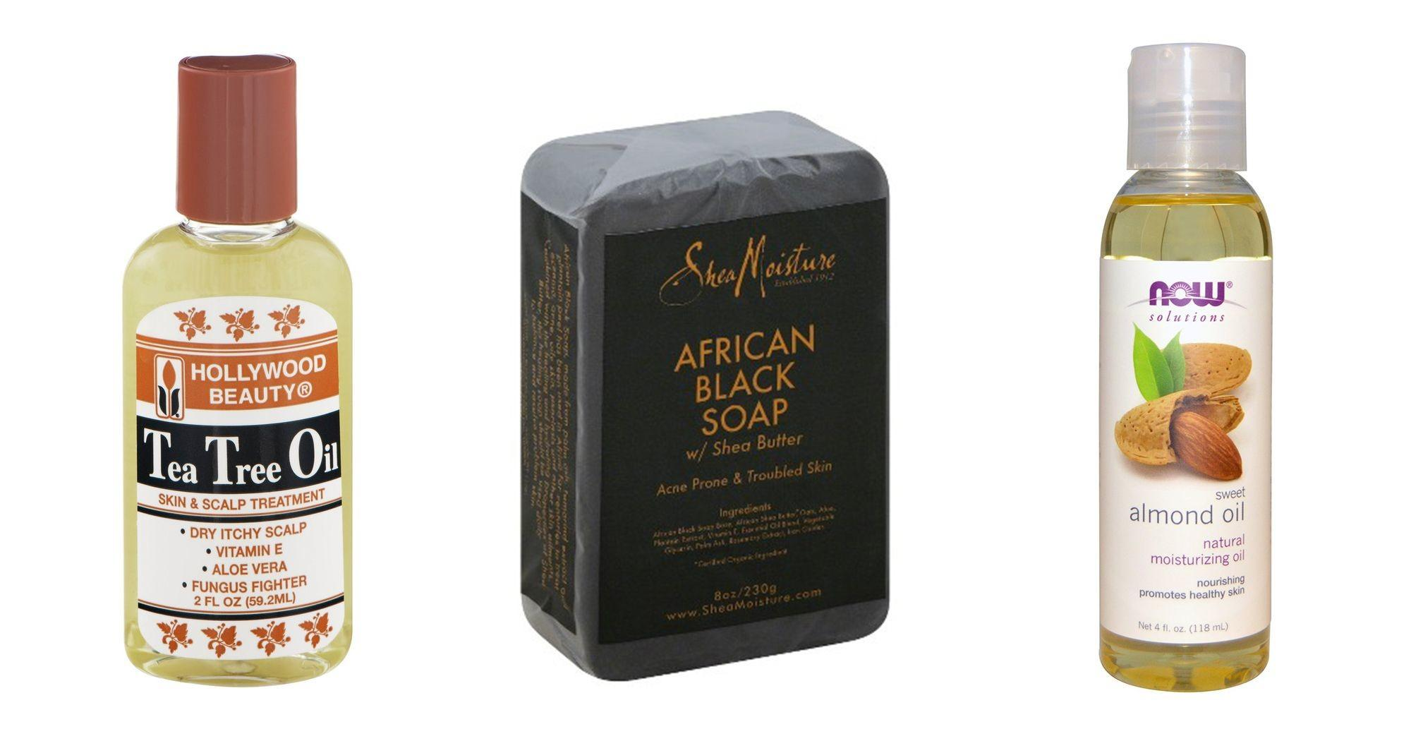 African Black Soap Shampoo Diy Home