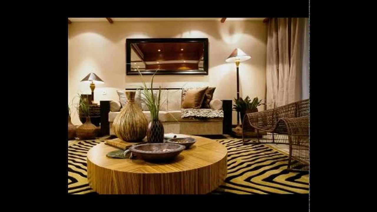 African Home Decorating Style