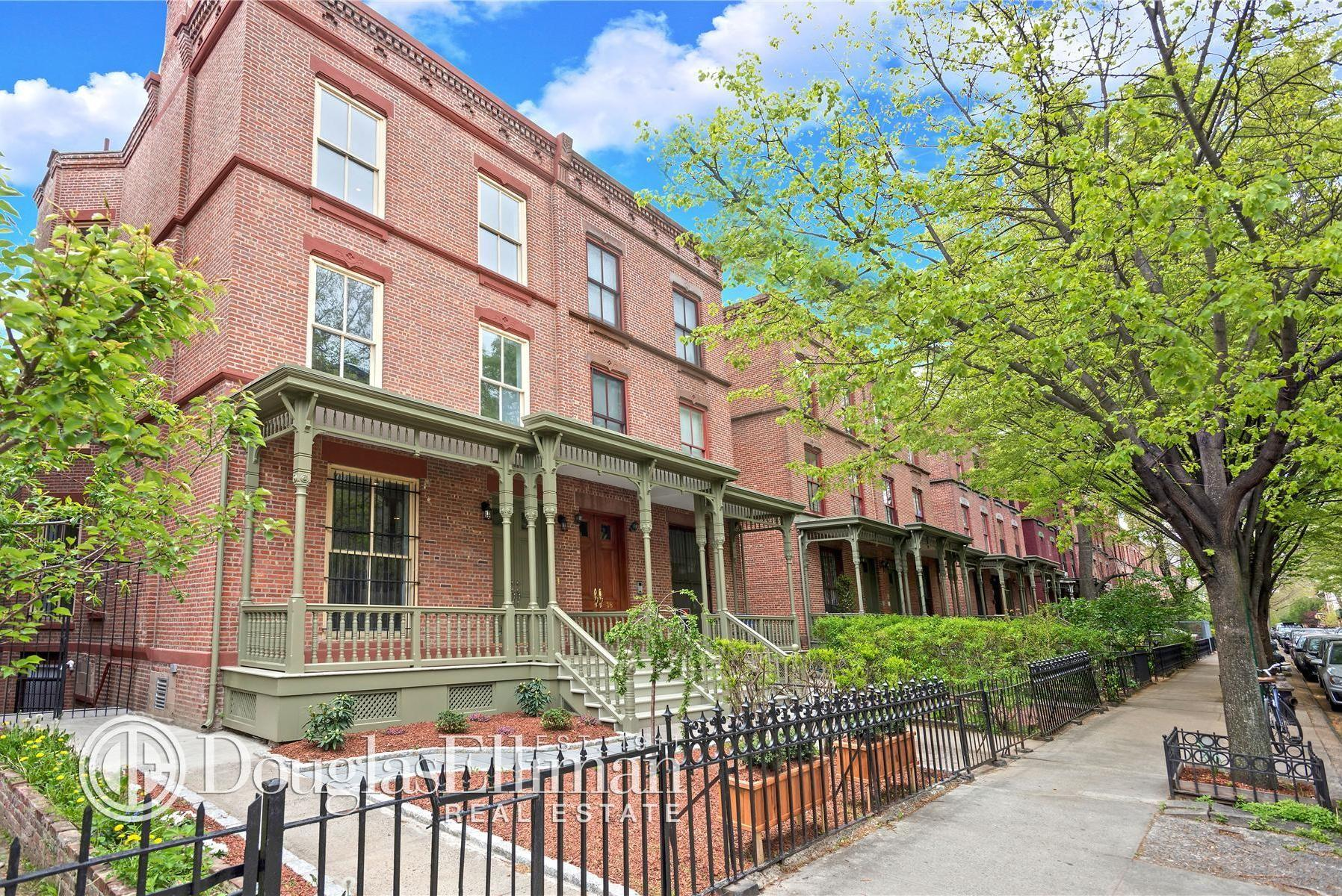 After Modern Makeover Historic Astor Row Townhouse Seeks