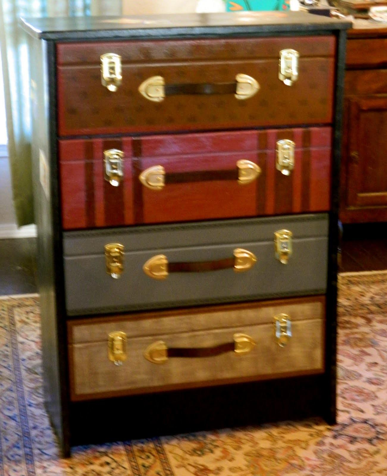 Again Furniture More Luggage Chest
