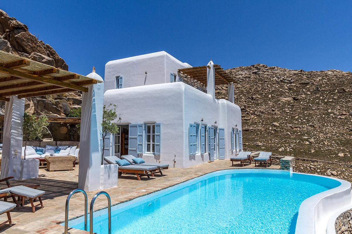 Agrari Beach House Mykonos Luxury Retreats