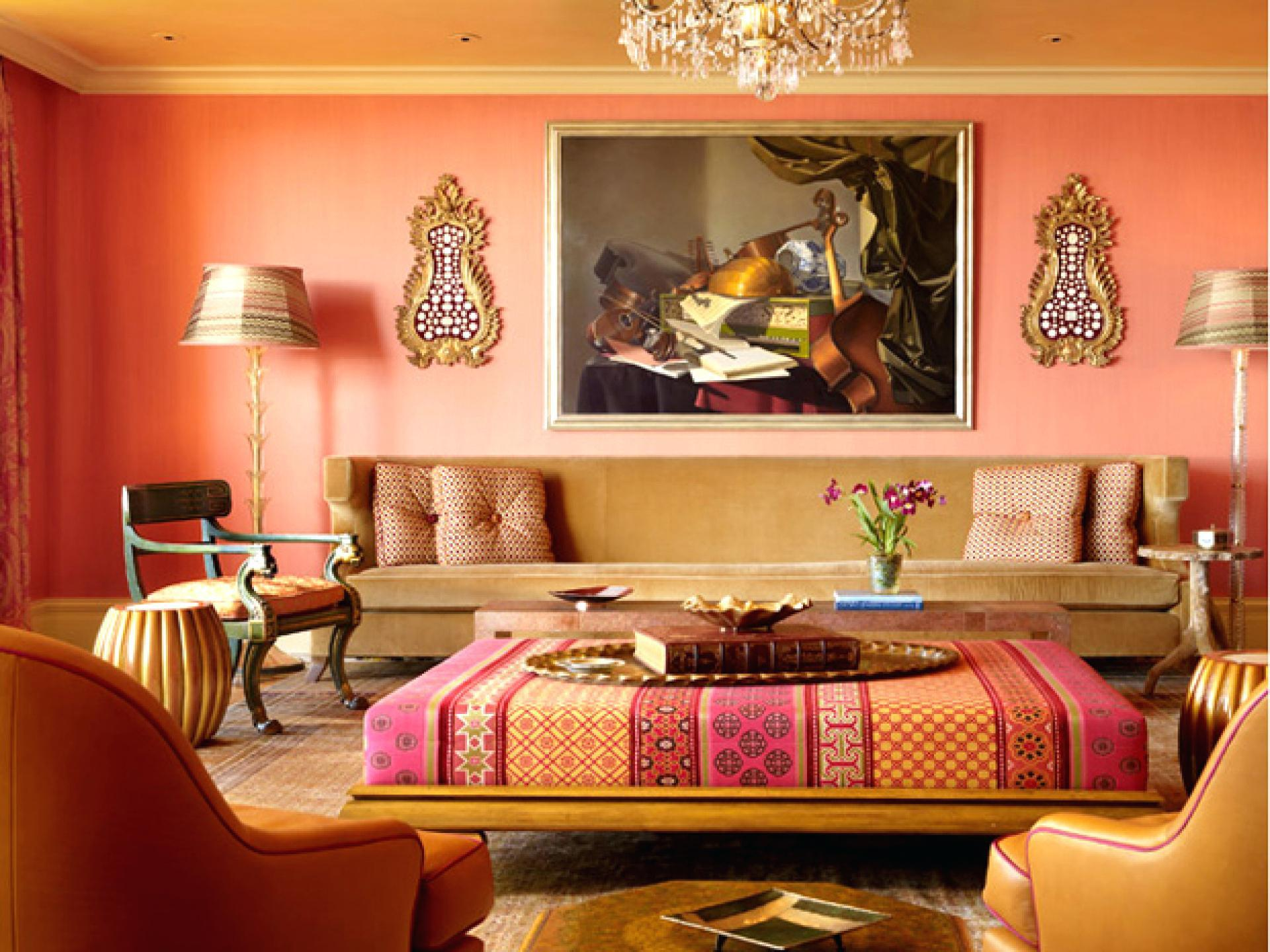 Agreeable Moroccan Style Bedroom Home Interior Design