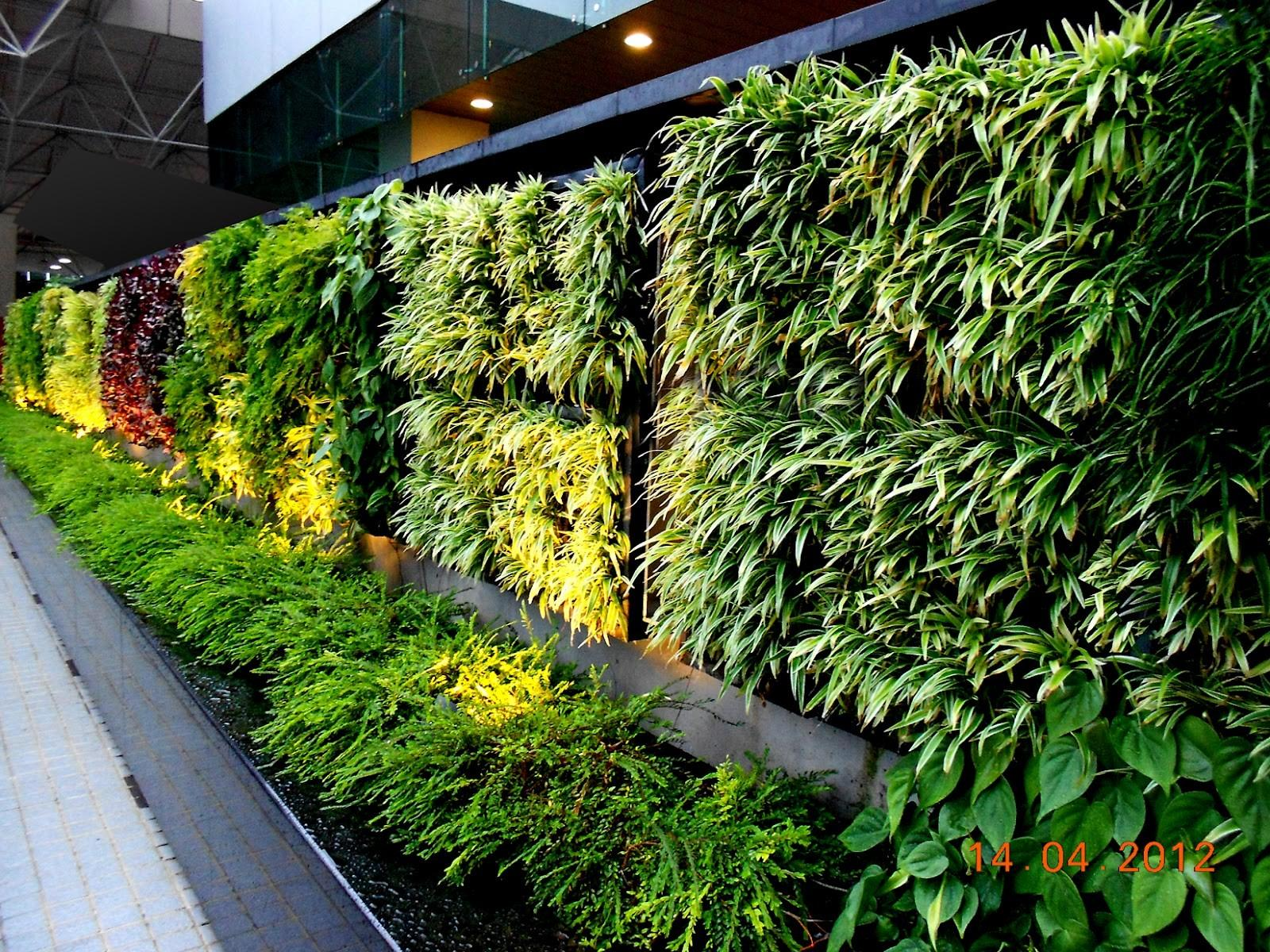 Agro Wall Vertical Garden Planting System