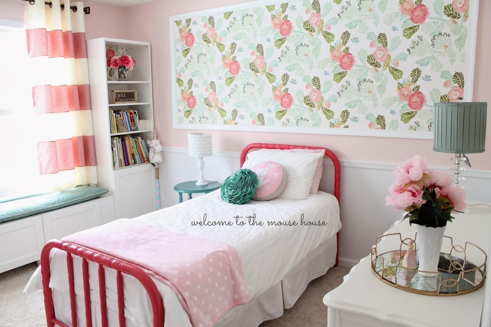 Ainsley Anthropologie Inspired Bedroom