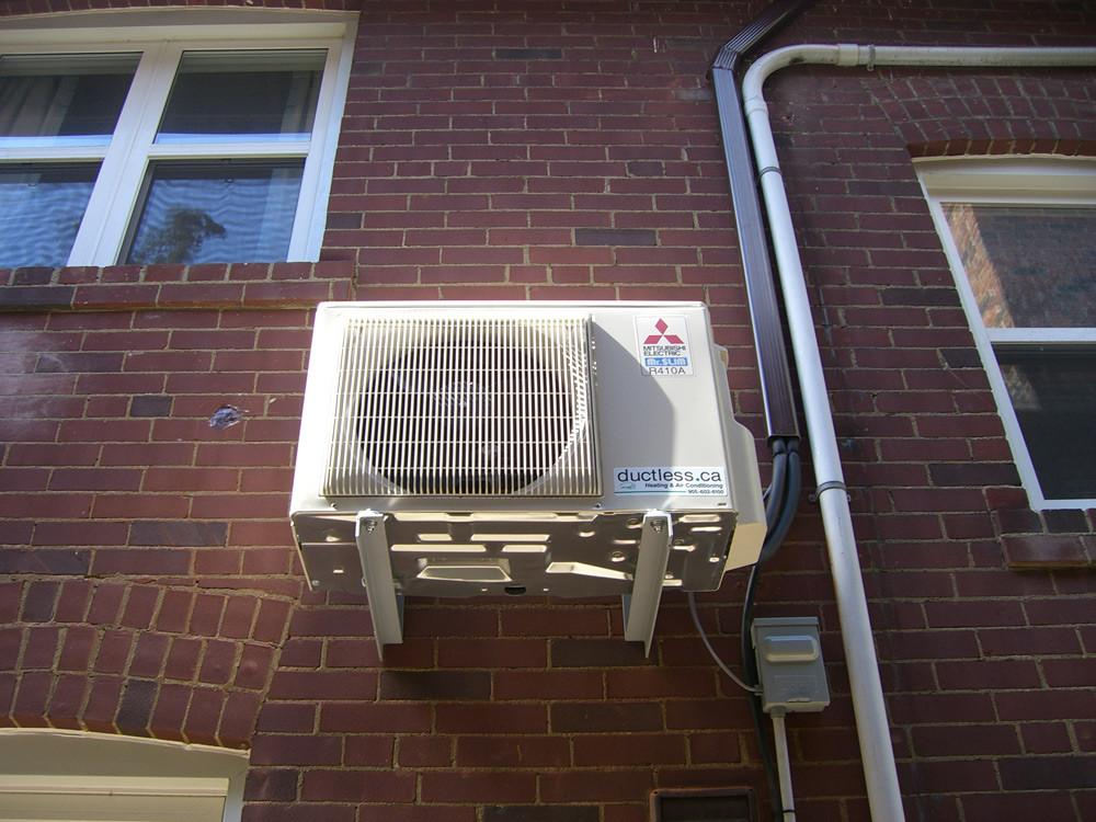Air Conditioner Line Set Covers Toronto Gta Ductless