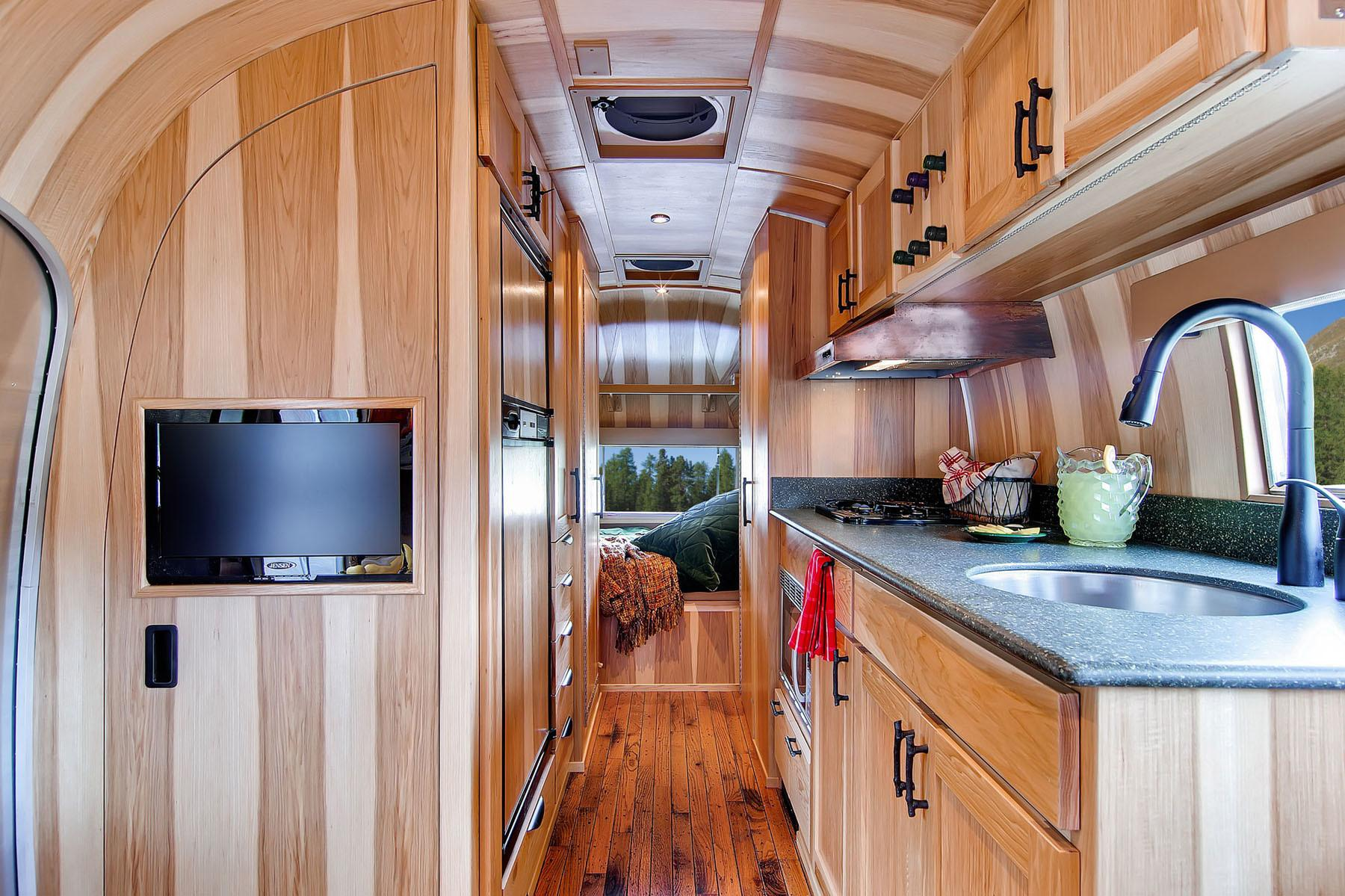 Airstream Flying Cloud Mobile Home Idesignarch