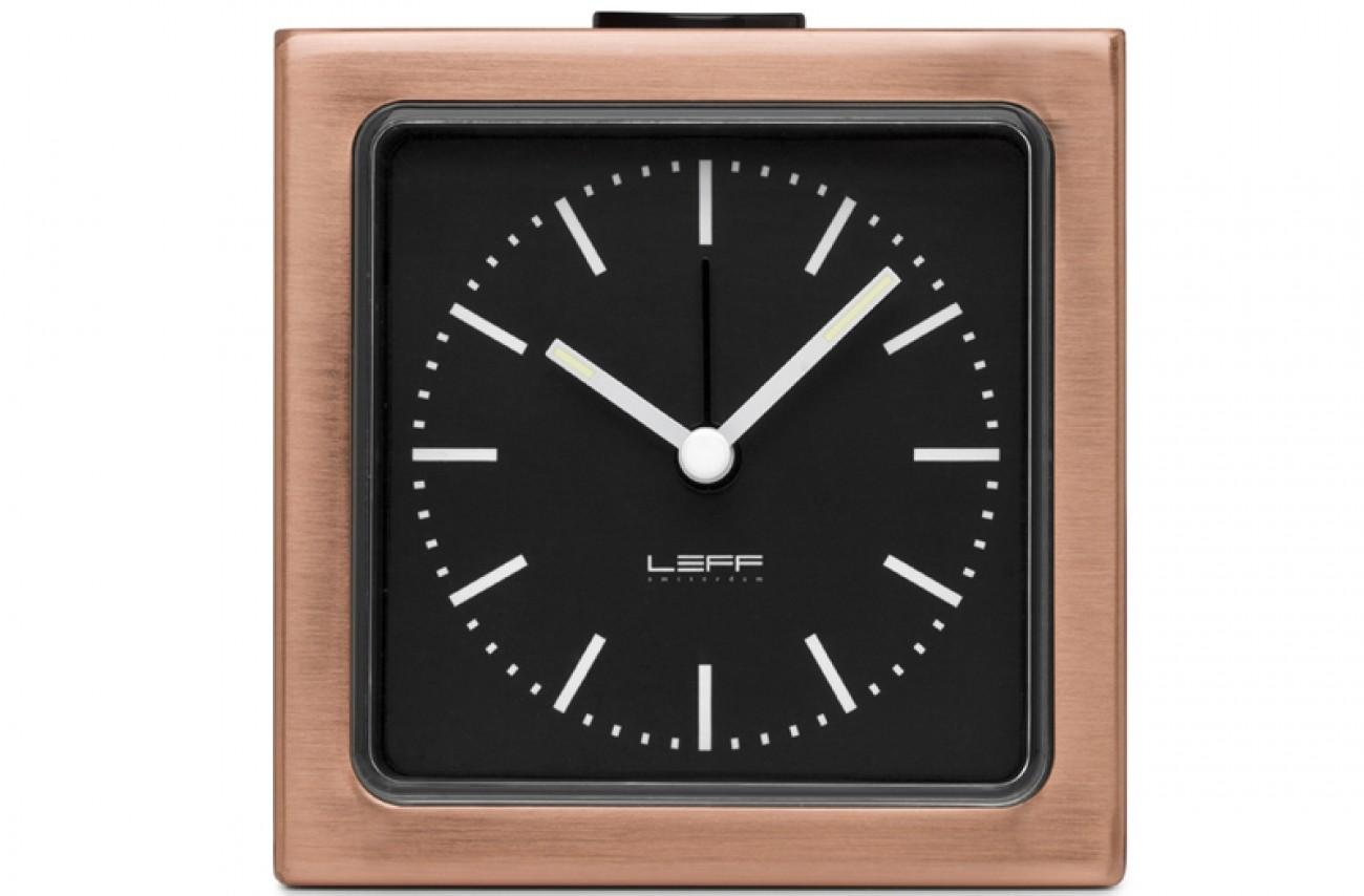 Alarm Clock Block Leff