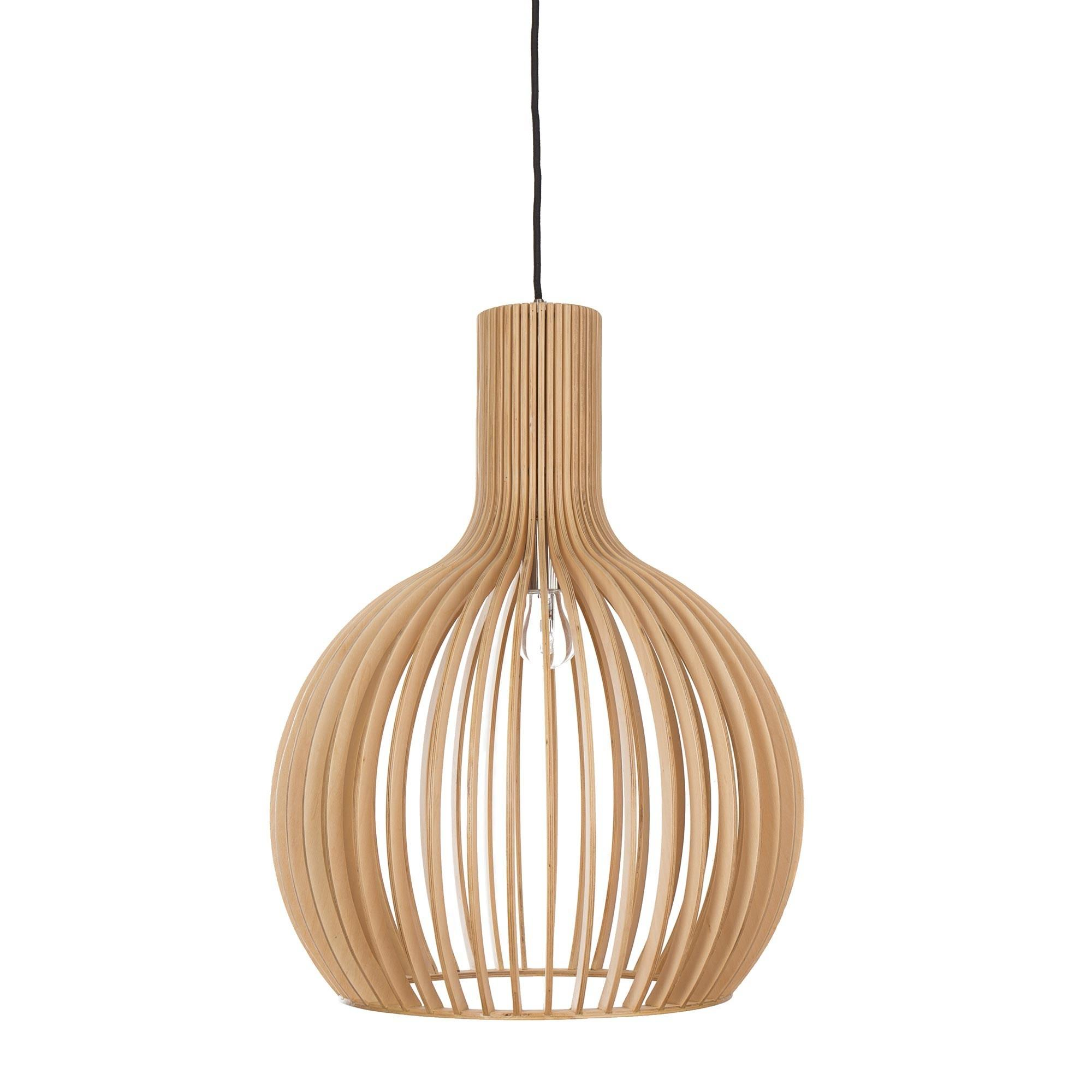 Ales Pendant Lamp Natural
