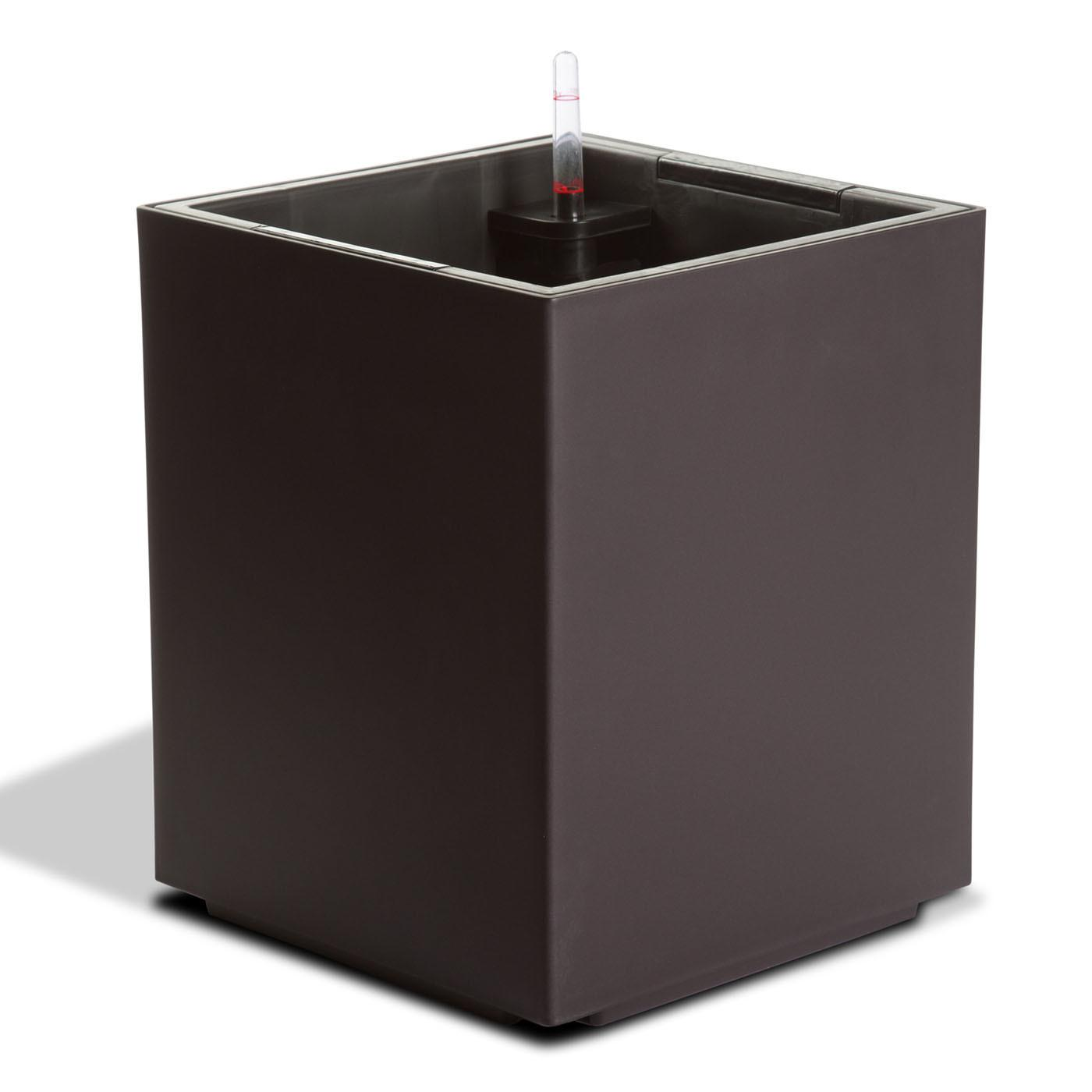 Algreen Products Self Watering Modena Cube Planter Lowe