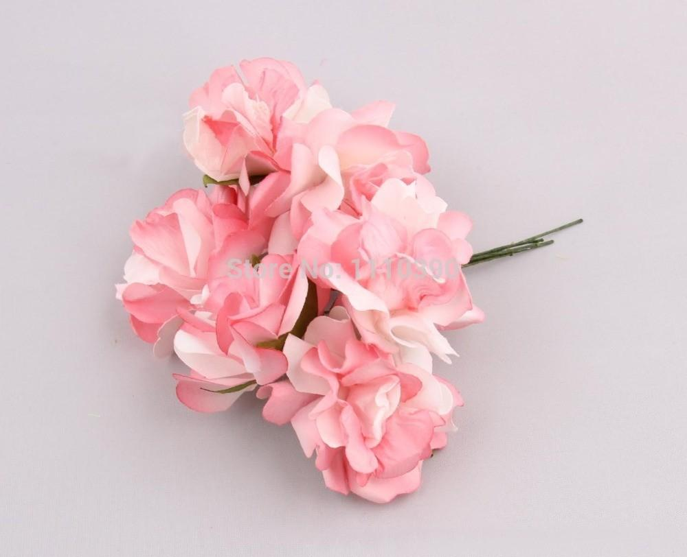 Aliexpress Buy 5cm Artificial Decorative Rose Bouquets Real Touch Roses Tissue Paper