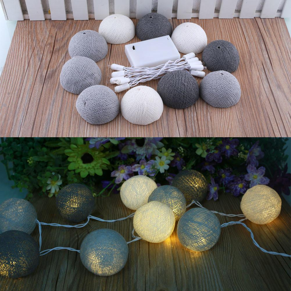 Aliexpress Buy Aladin Led Cotton Ball Romantic