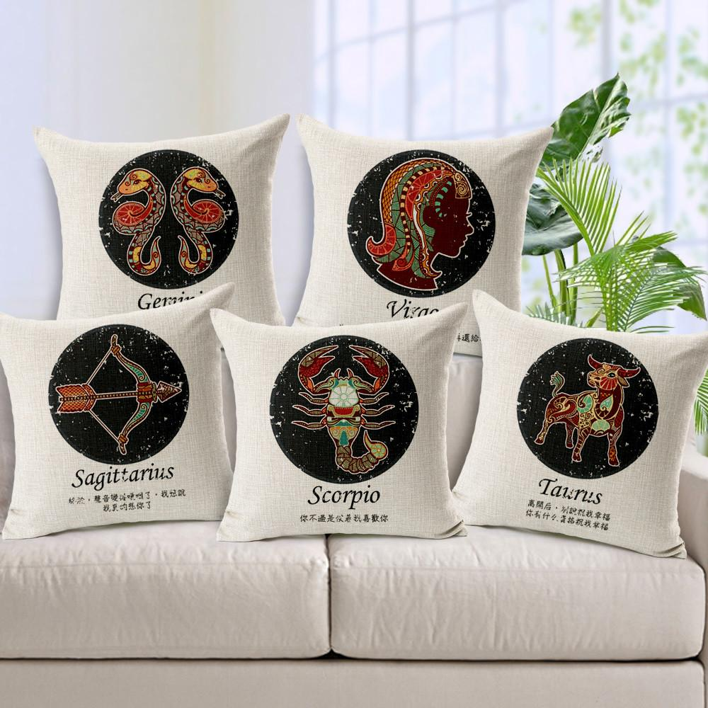 Aliexpress Buy New Arrival Constellation Cushion