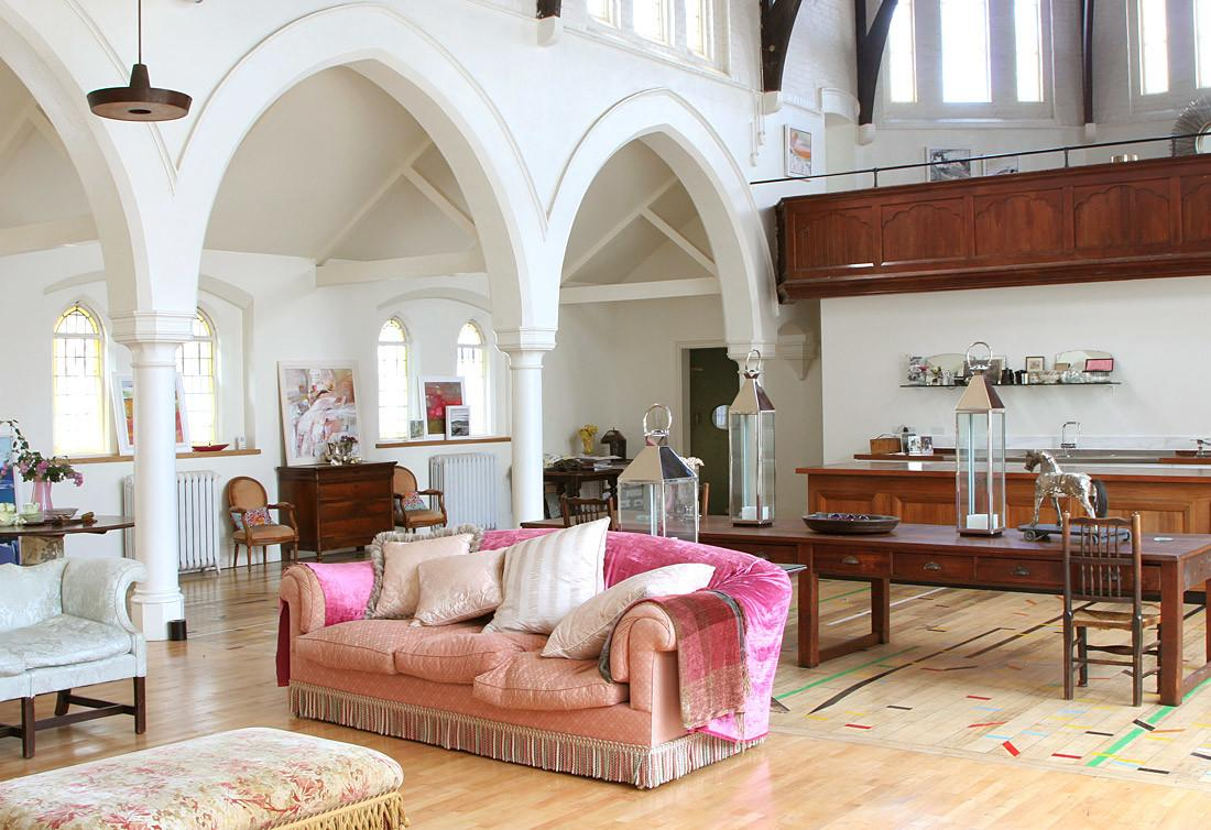Alkemie Another Church Conversion Turned