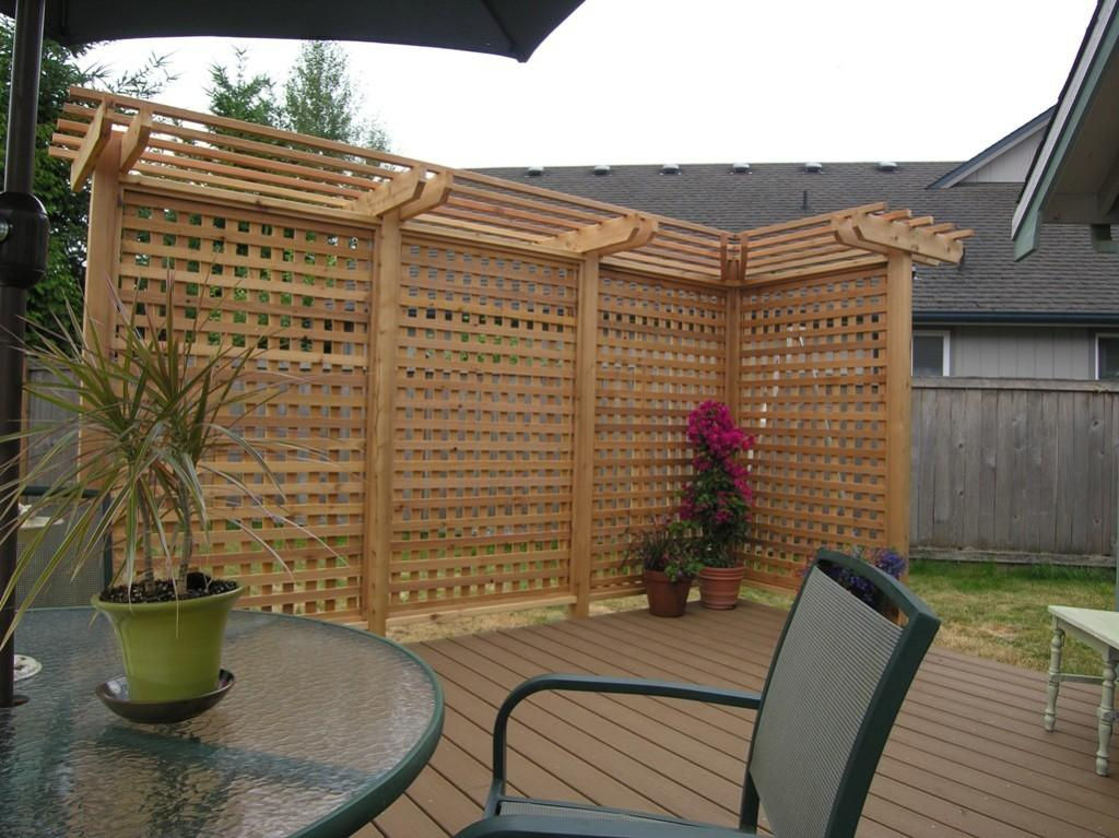 All Access Fence Fabrication Privacy Screens
