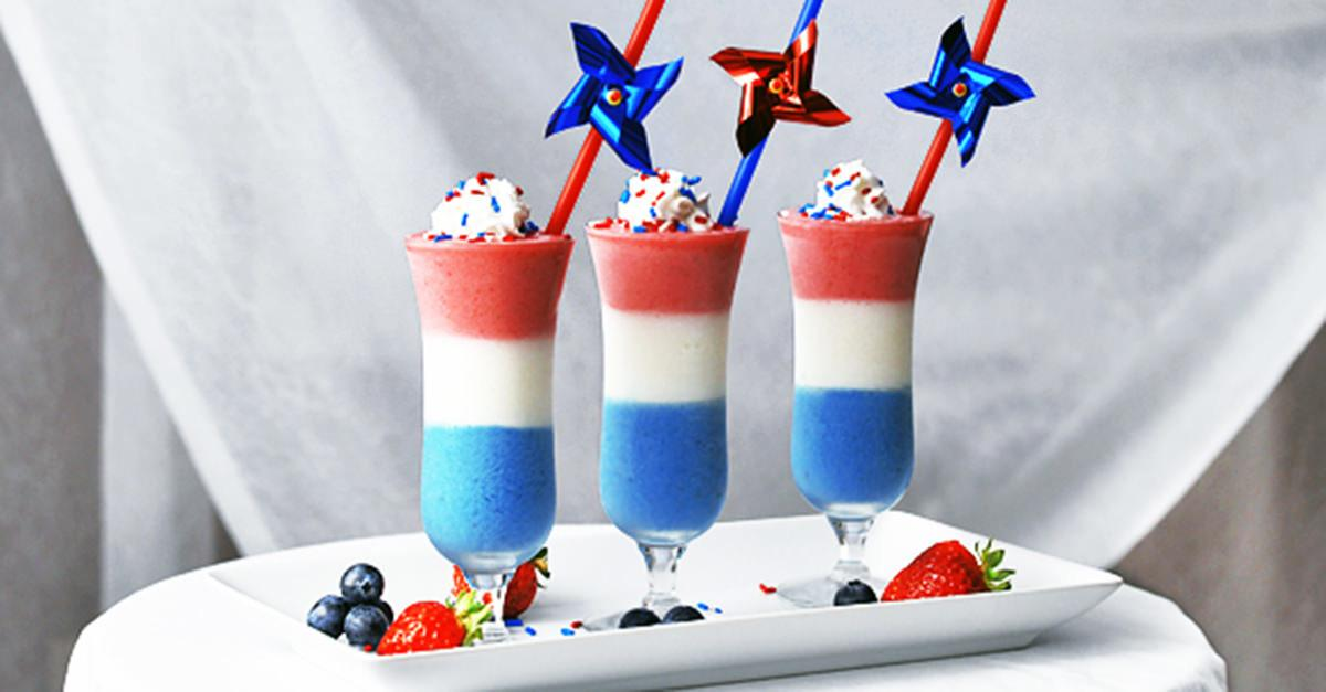 All American Cocktails Really Celebrate July 4th