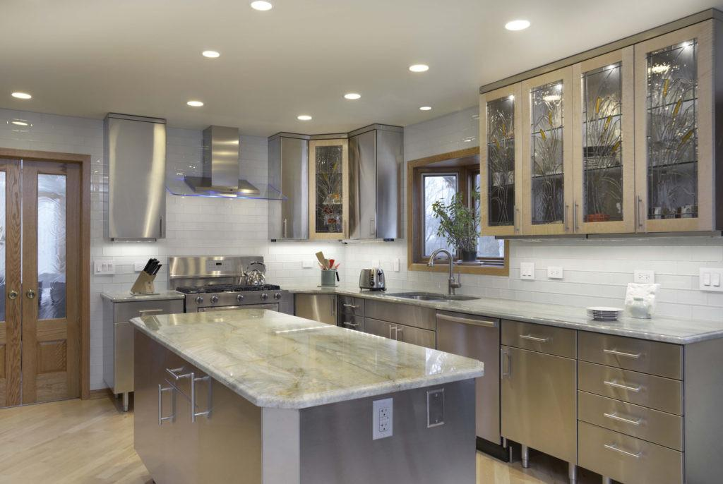 All Stainless Steel Countertops Pros Cons Eva