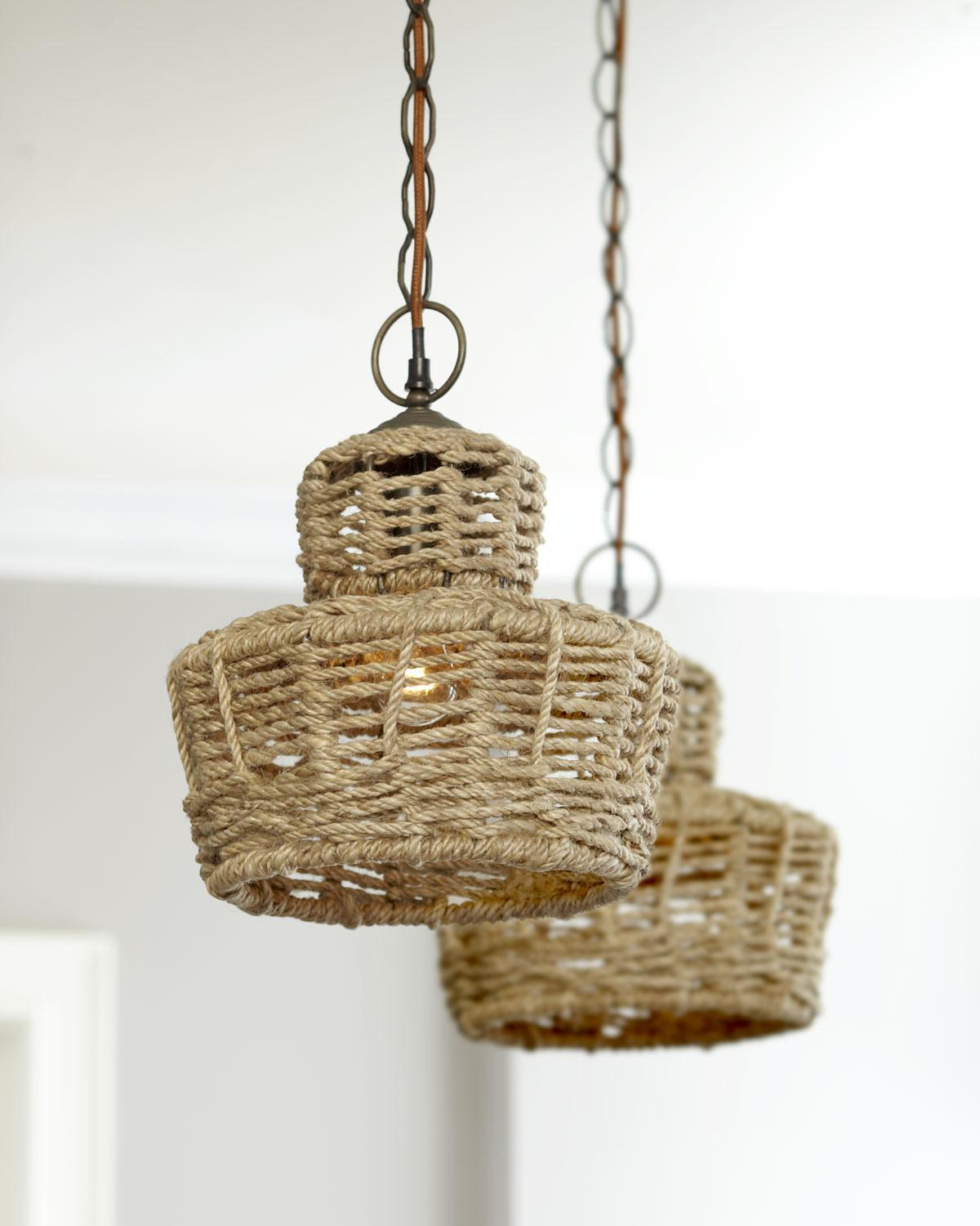 All Things Campbell Jute Rope Wrapped Lamps Diy