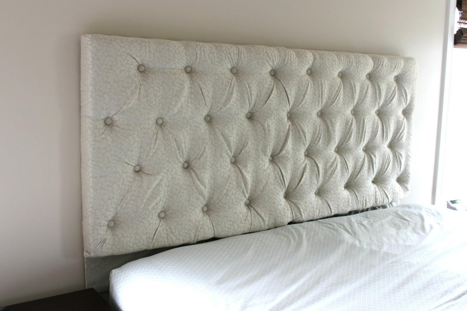 All Things Diy Tufted Headboard