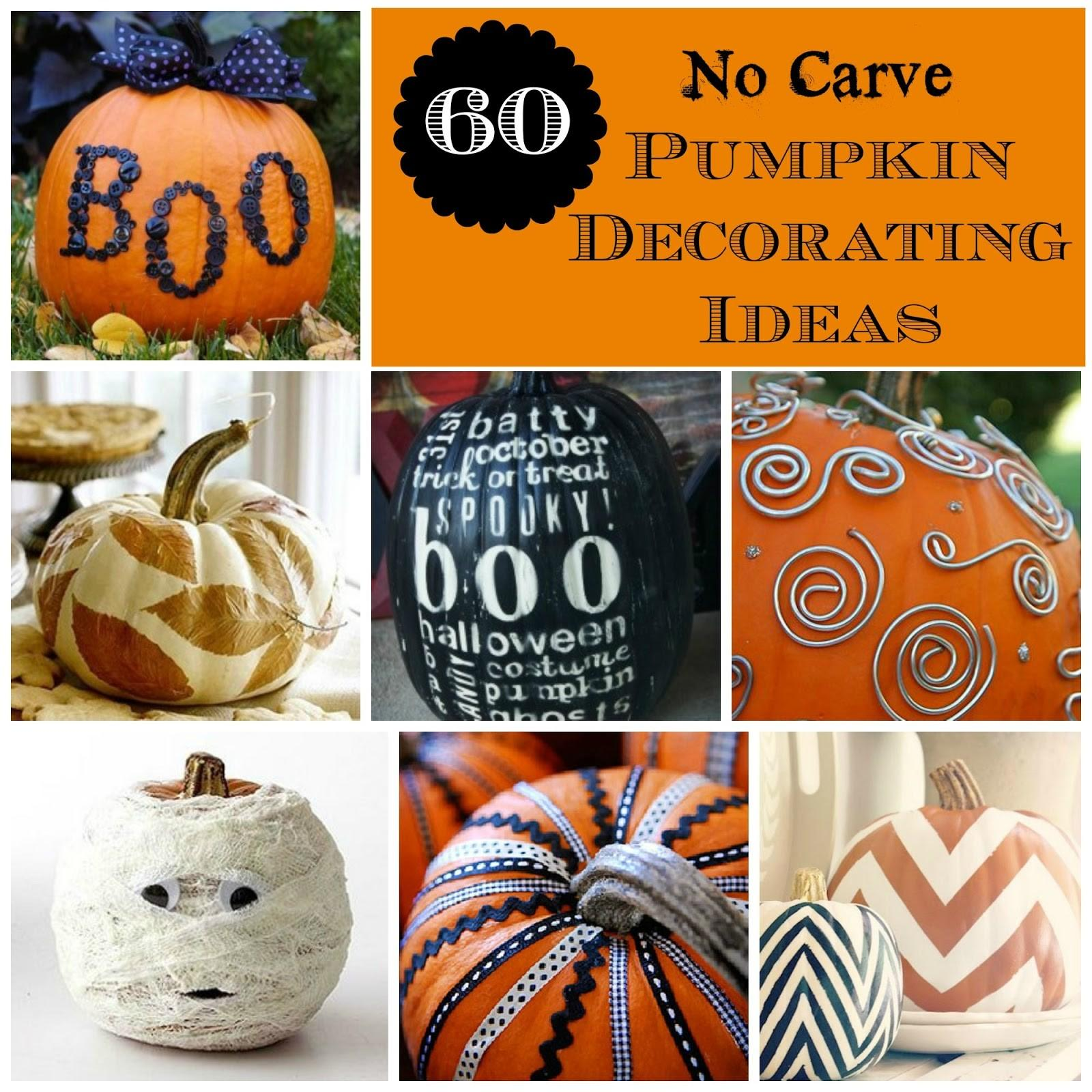 All Things Katie Marie Carve Pumpkin Decorating Ideas