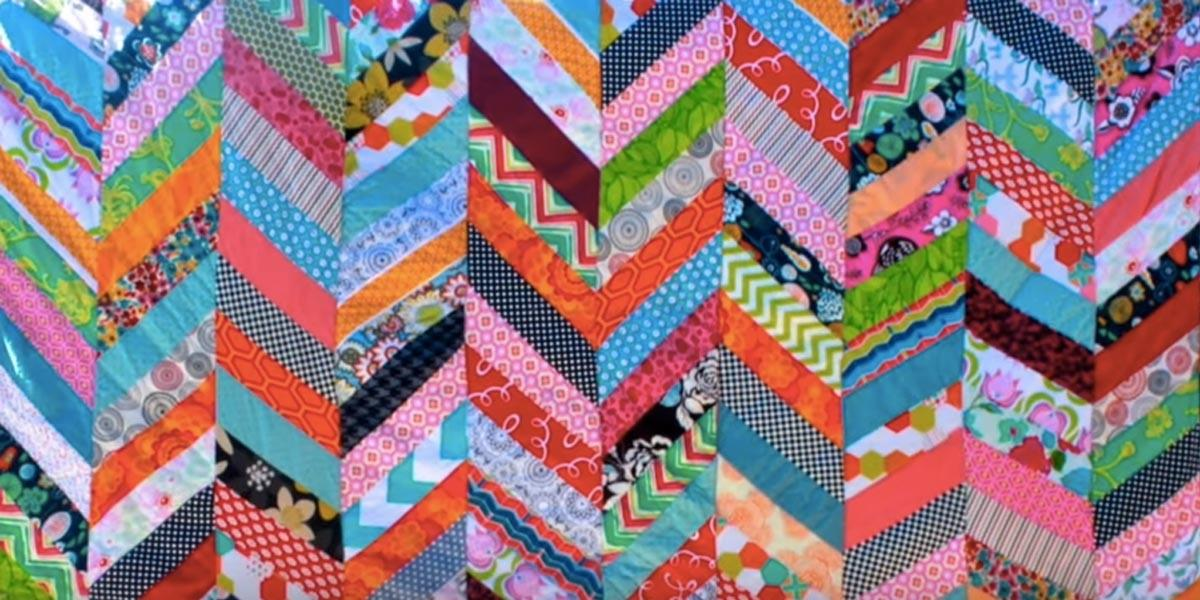 All Those Years She Never Made Quilt Then Found