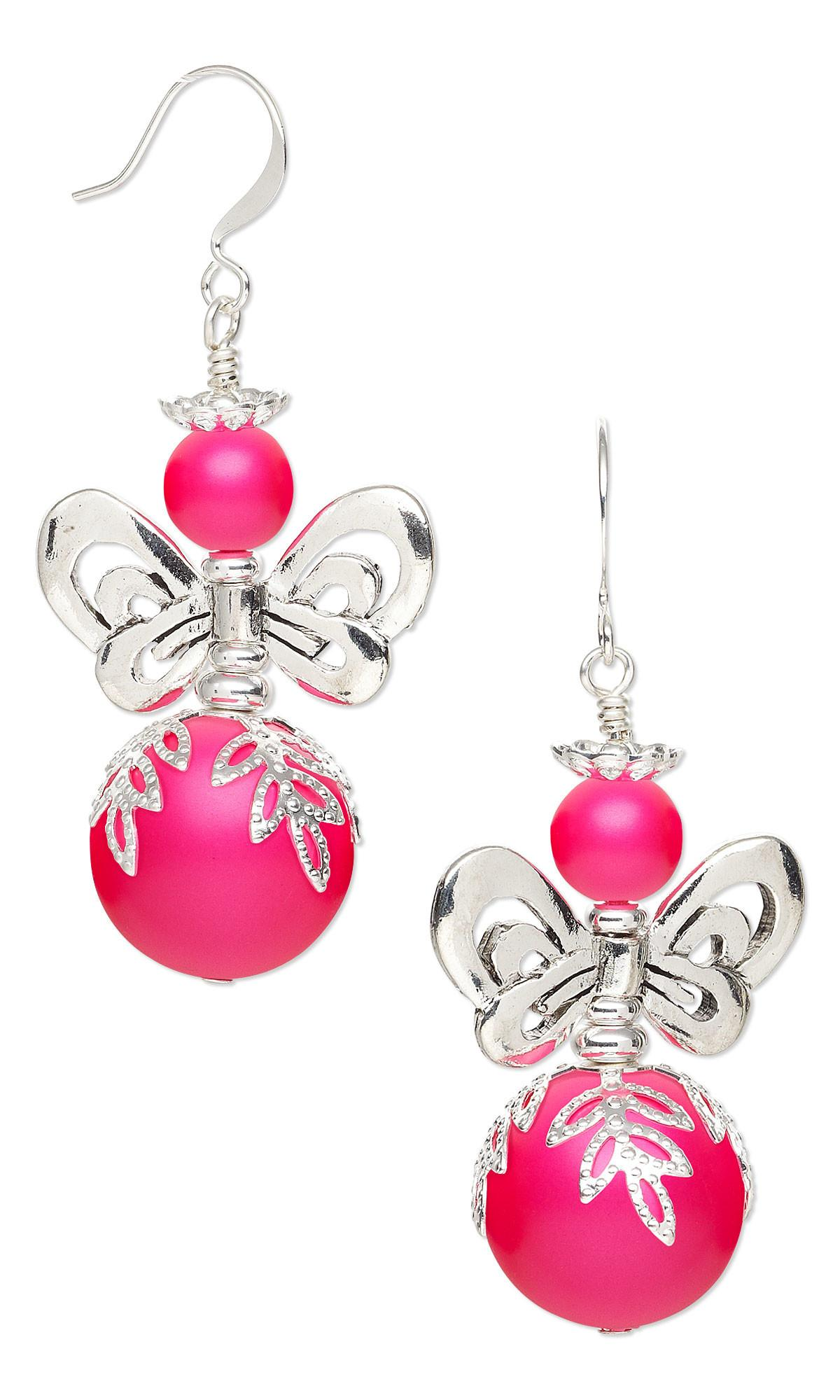 All Whos Down Whoville Easy Diy Christmas Earrings