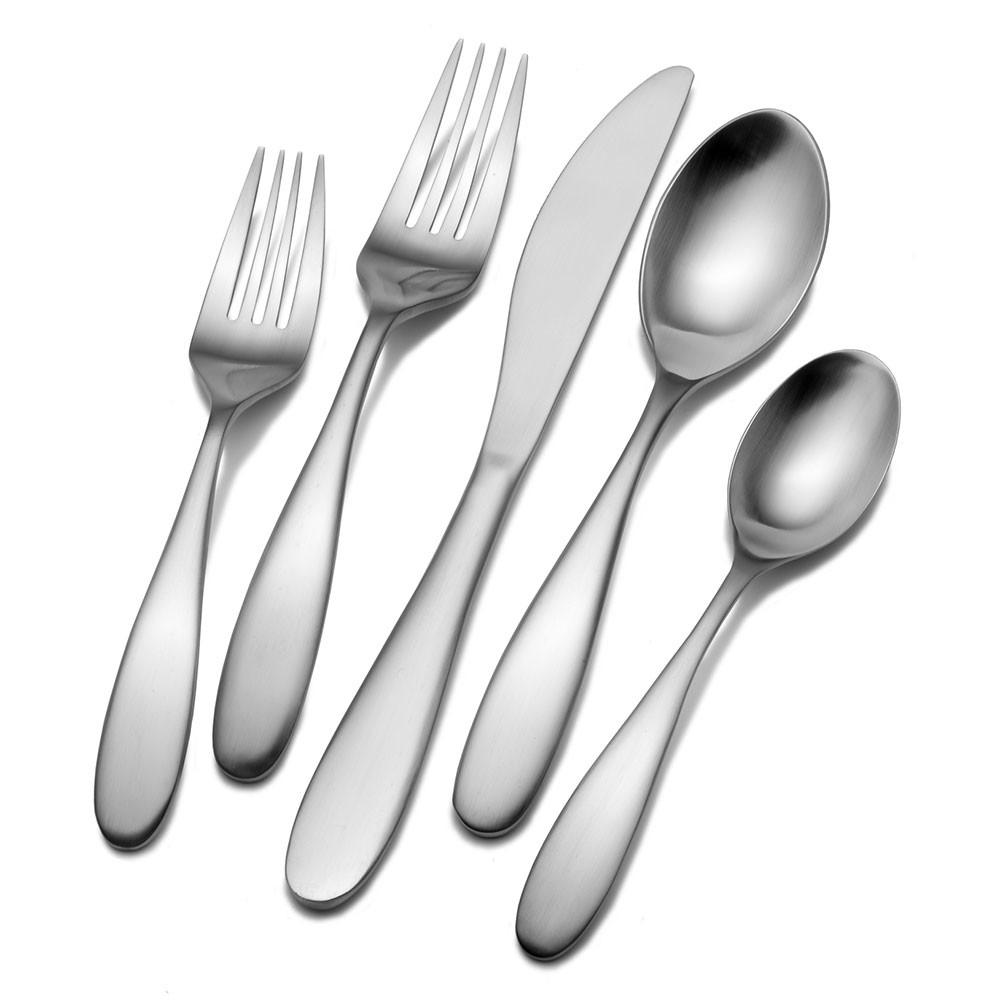 Alpine Piece Flatware Set Pfaltzgraff
