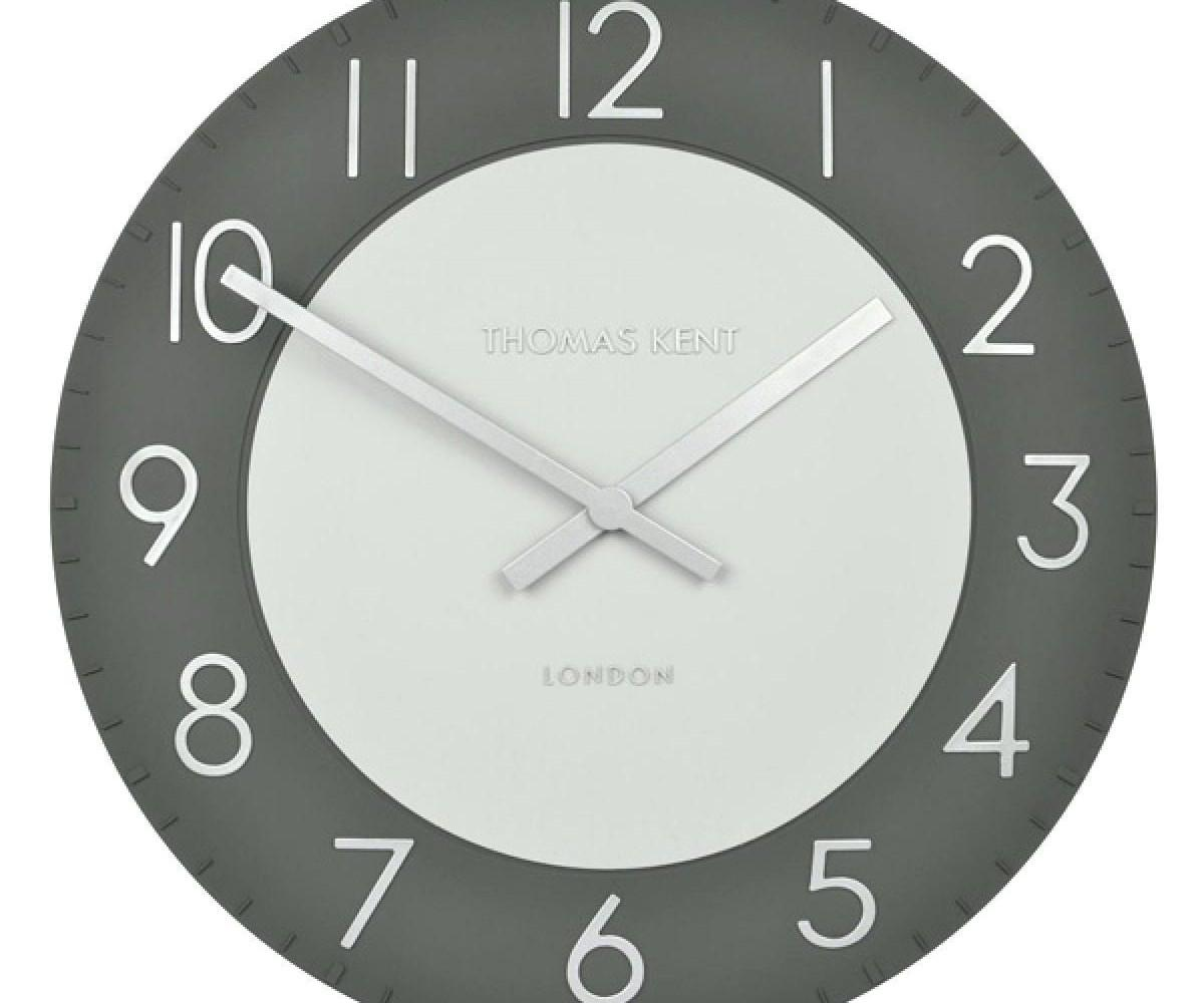 Also Wall Clock Huge Mid