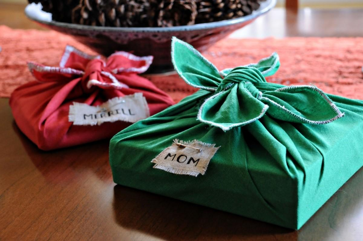 Alternative Diy Christmas Gift Wrapping Ideas