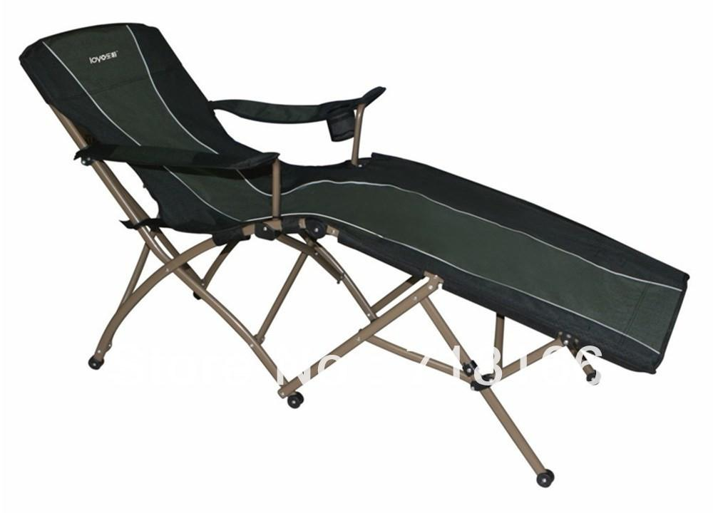 Aluminum Outdoor Folding Lounge Chair Plushemisphere