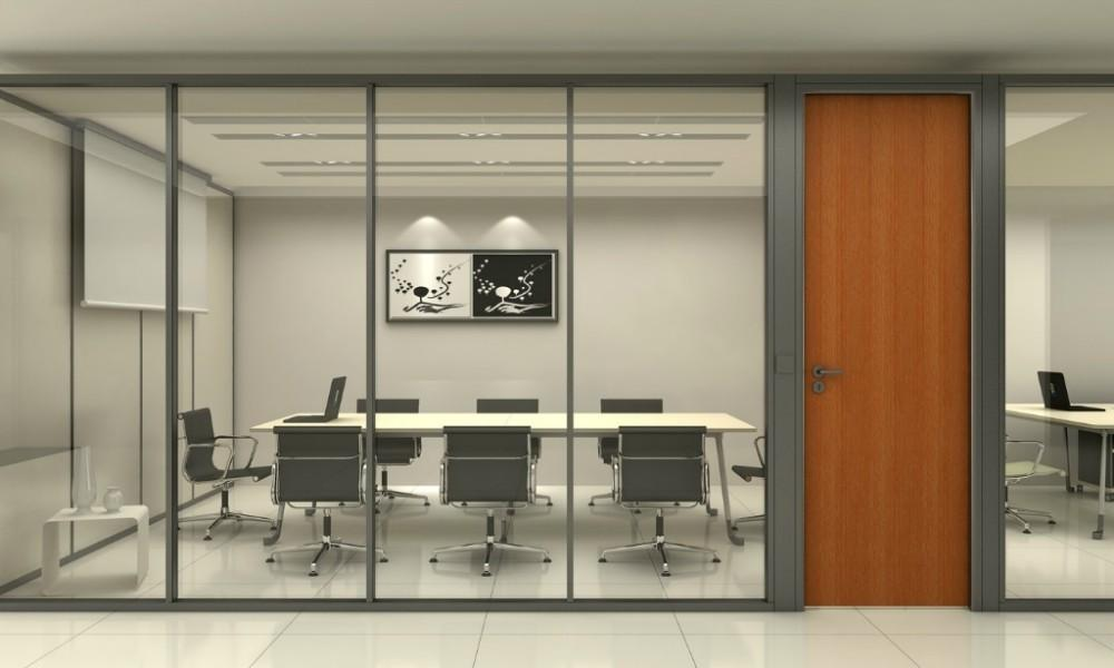 Aluminum Partition Wall Office Glass Partitions