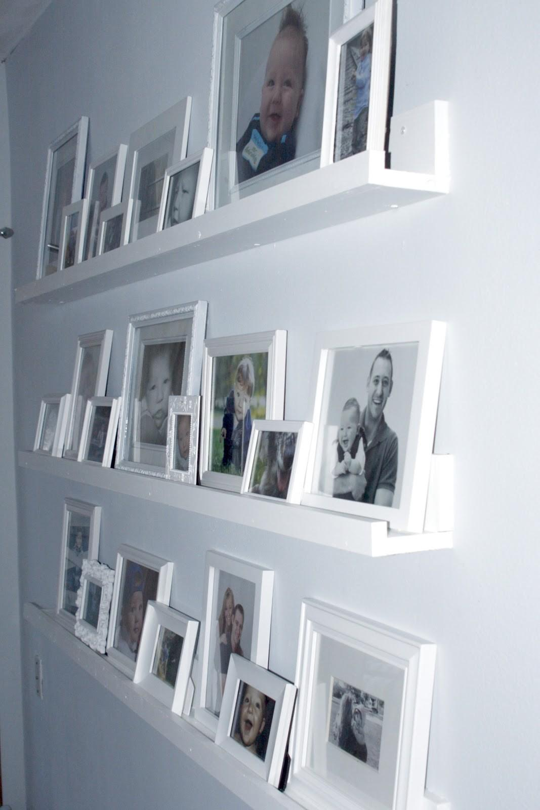 Always Chasing Life Wall Shelves Completed