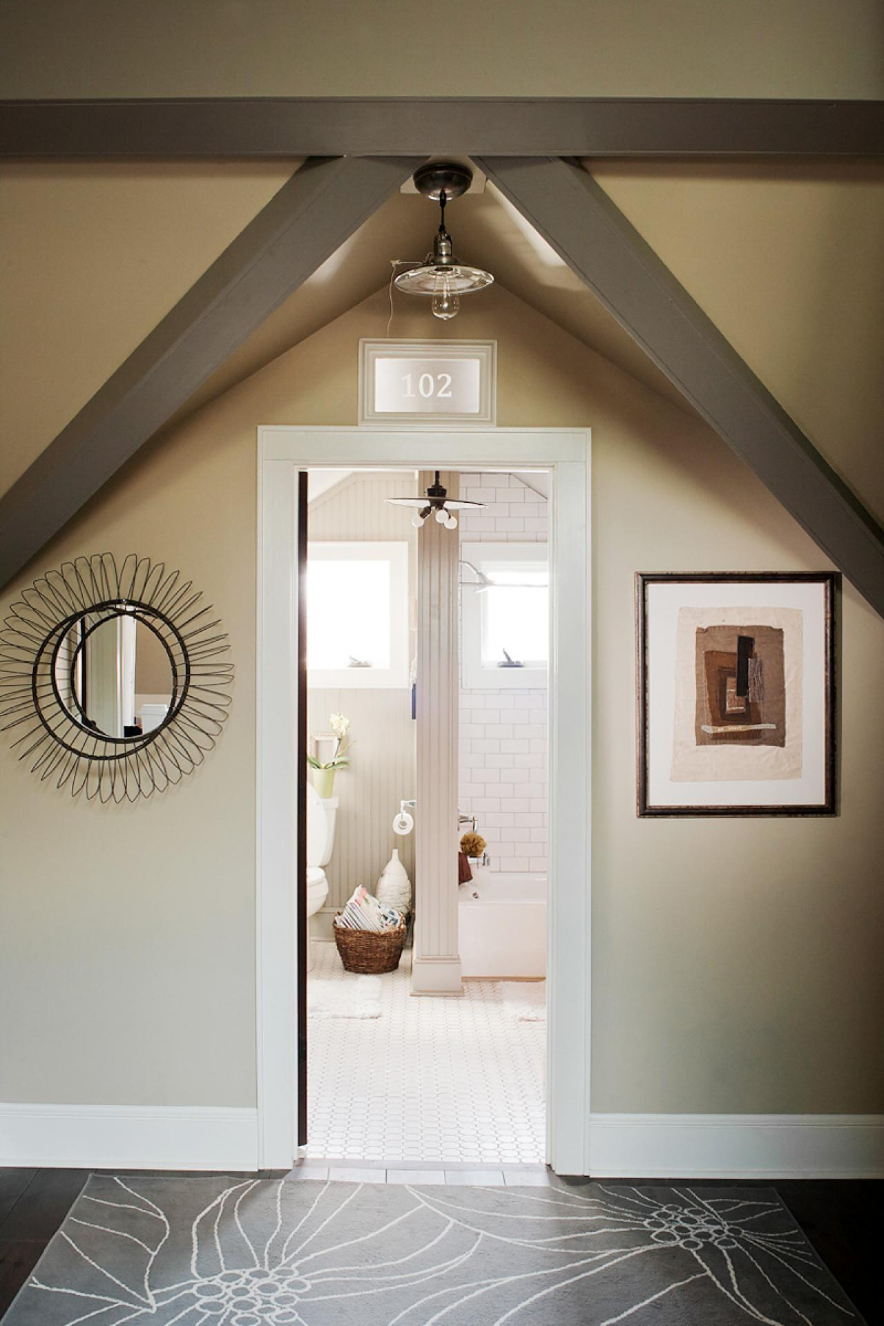 Amazing Attic Renovation Home Remodeling Ideas