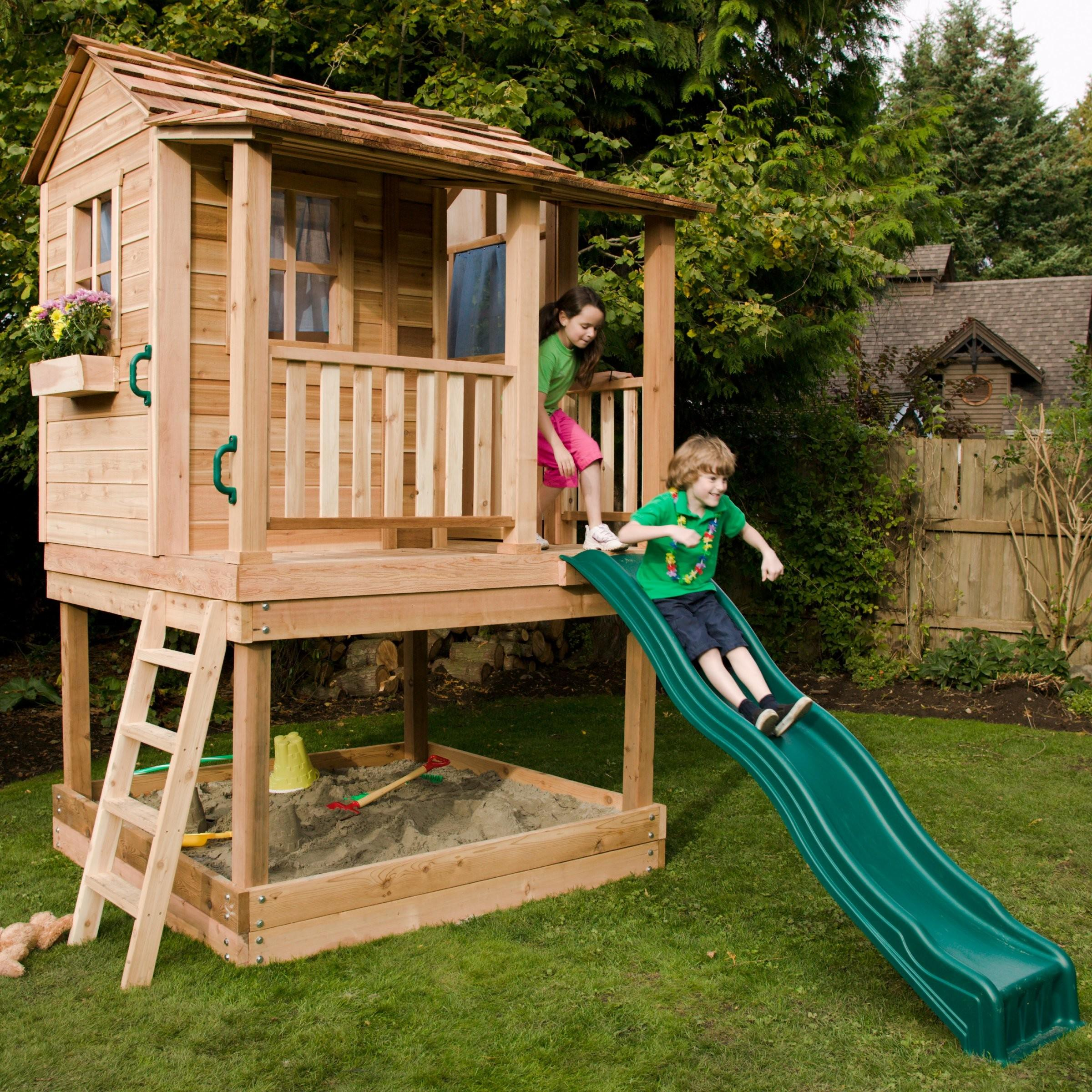 Amazing Children Playhouses