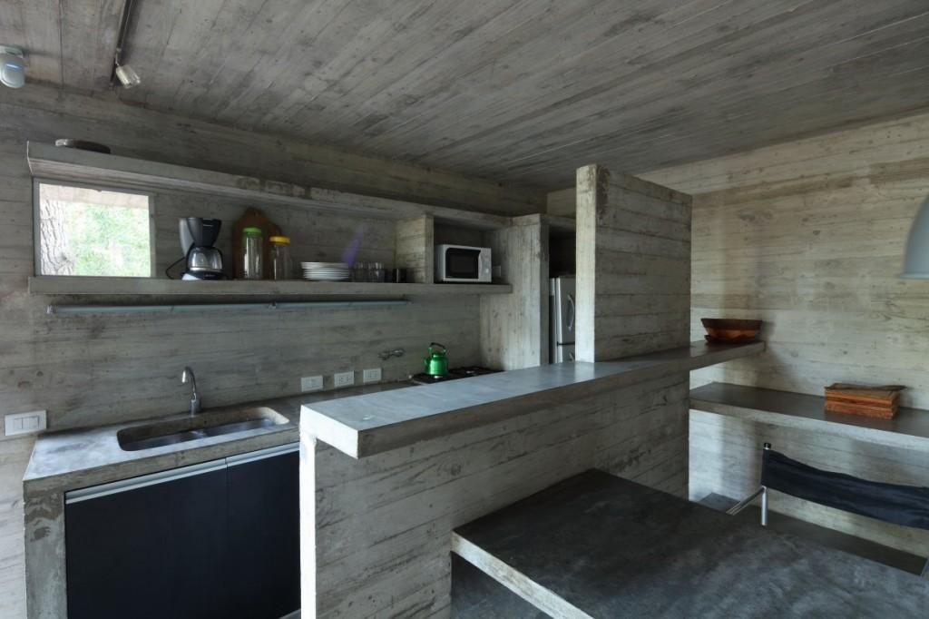 Amazing Concrete Kitchen Design Ideas