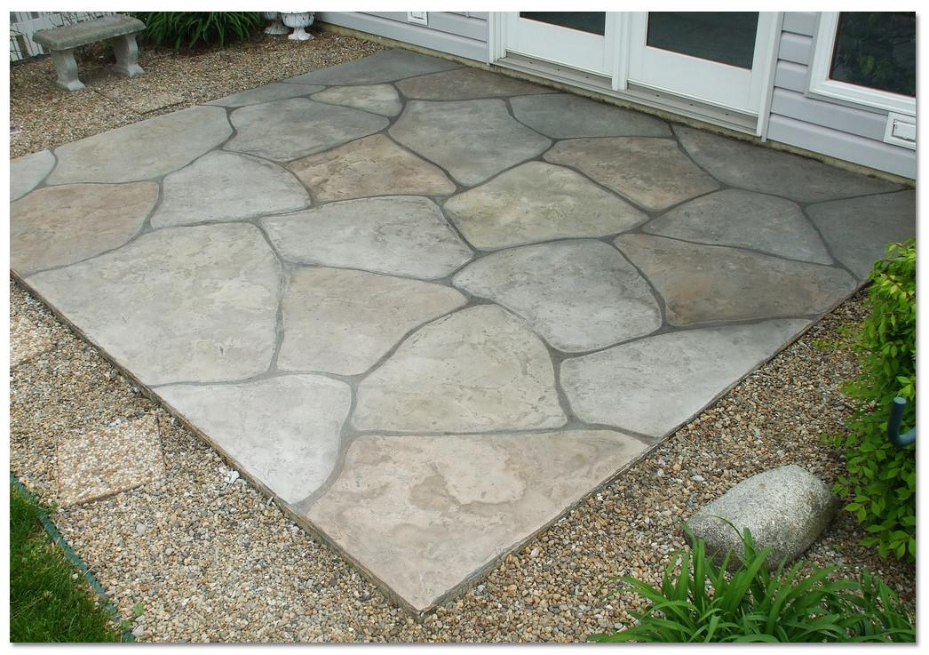 Amazing Concrete Patio Designs