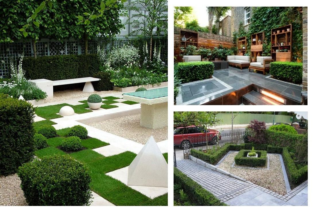 Amazing Elegant Easy Contemporary Garden Design Ideas 4873