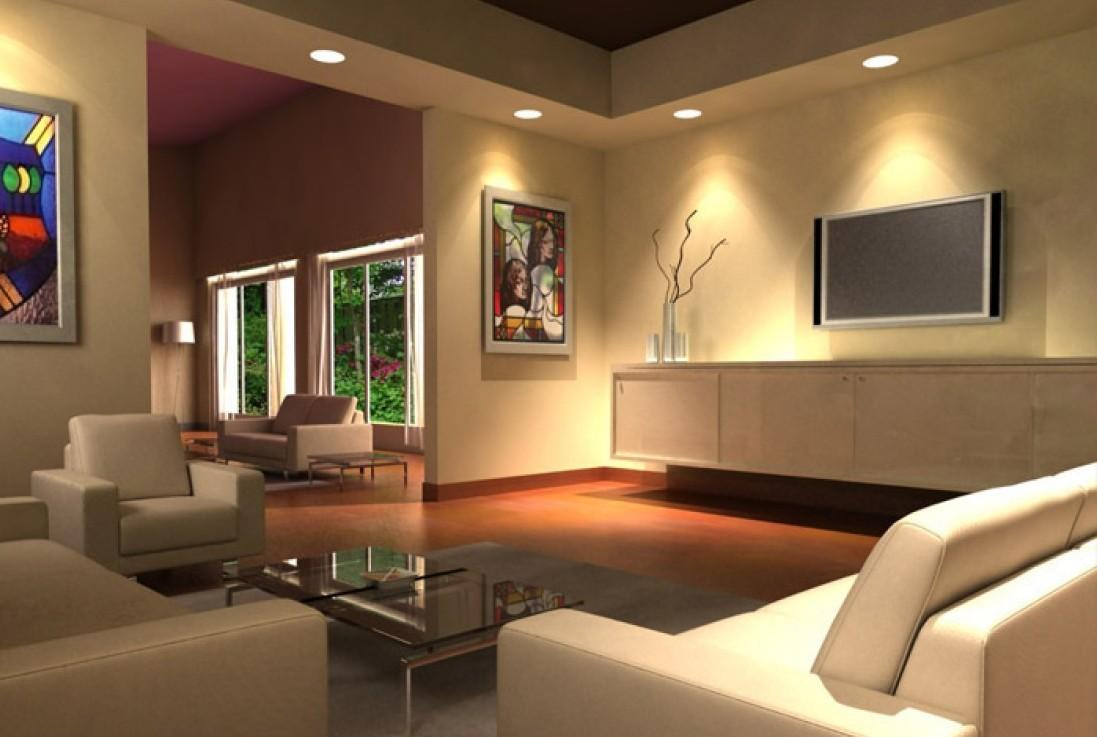Amazing Fancy Elegant Modern Living Room 454