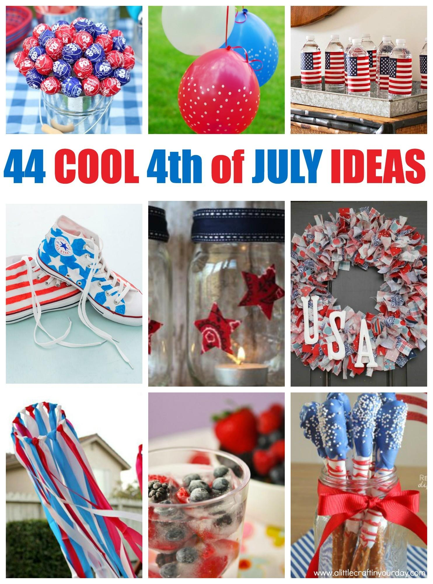 Amazing Fourth July Party Ideas Little Craft
