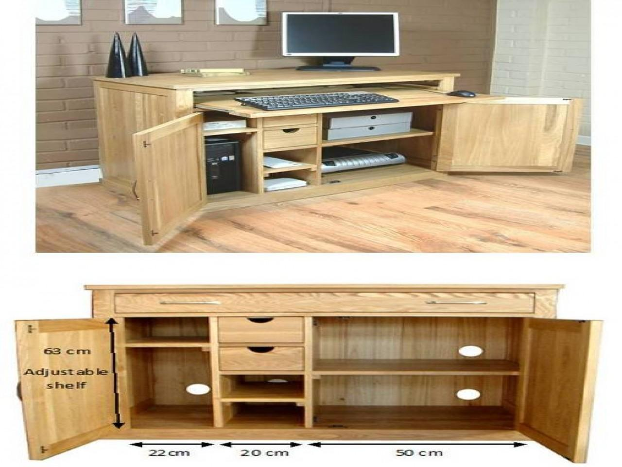 Amazing Hidden Desks Decorating Inspiration Best