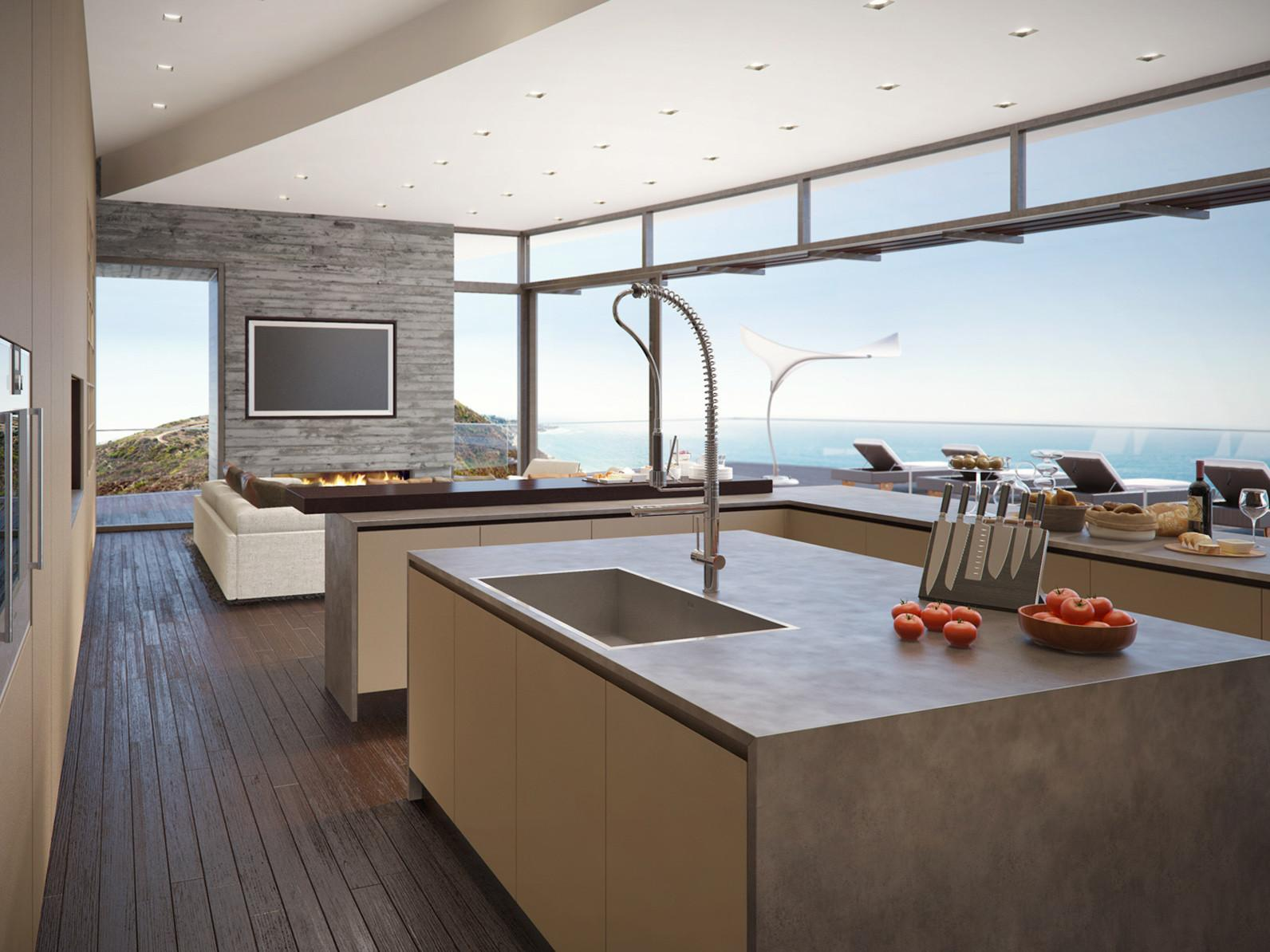 Amazing High End Kitchen Design Trends Ultra Modern