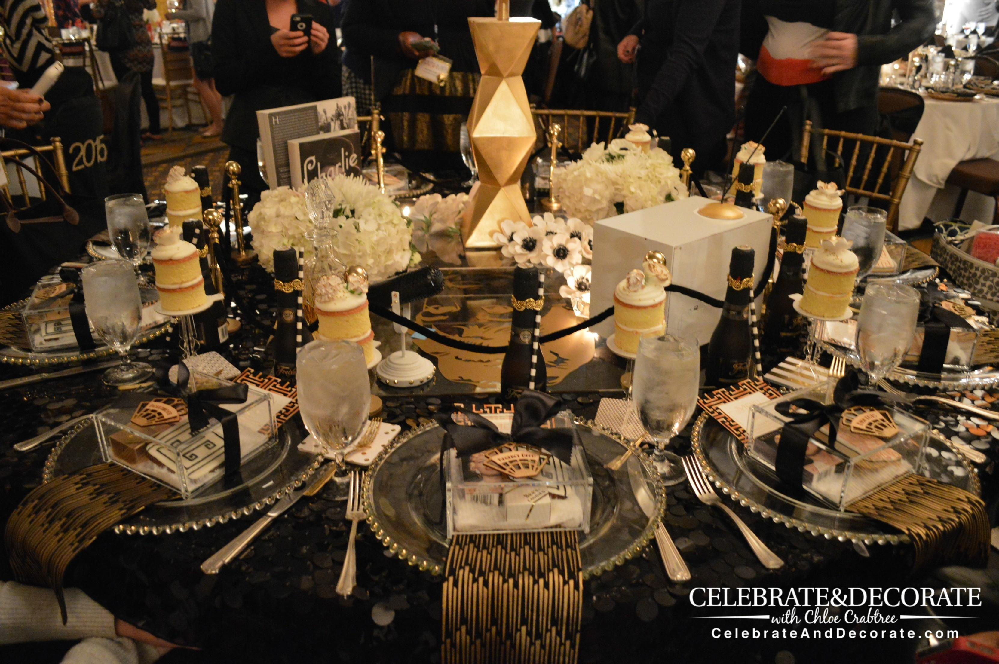 Amazing Hollywood Tablescapes Bash Conference