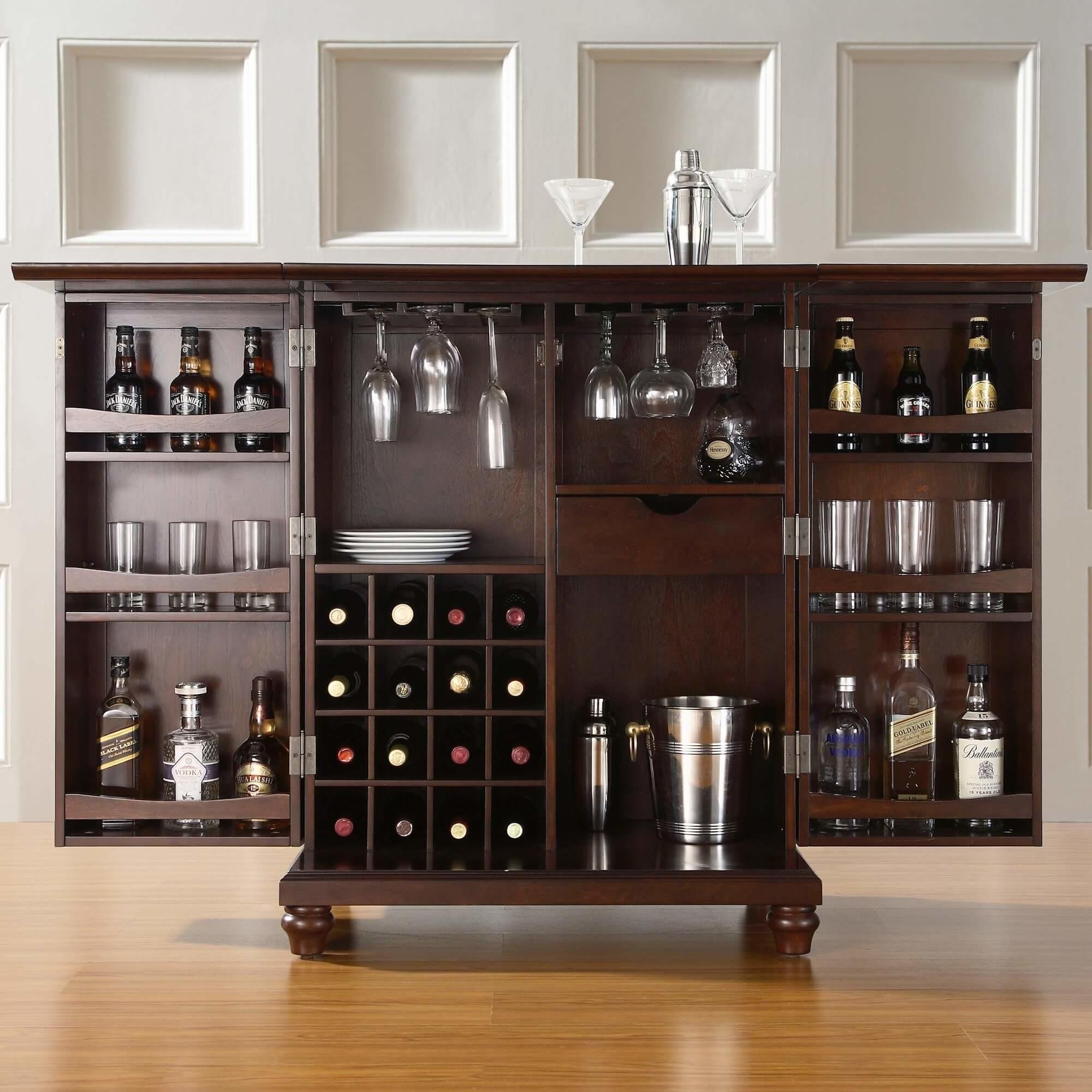 Amazing Home Bar Designs Small Spaces Design