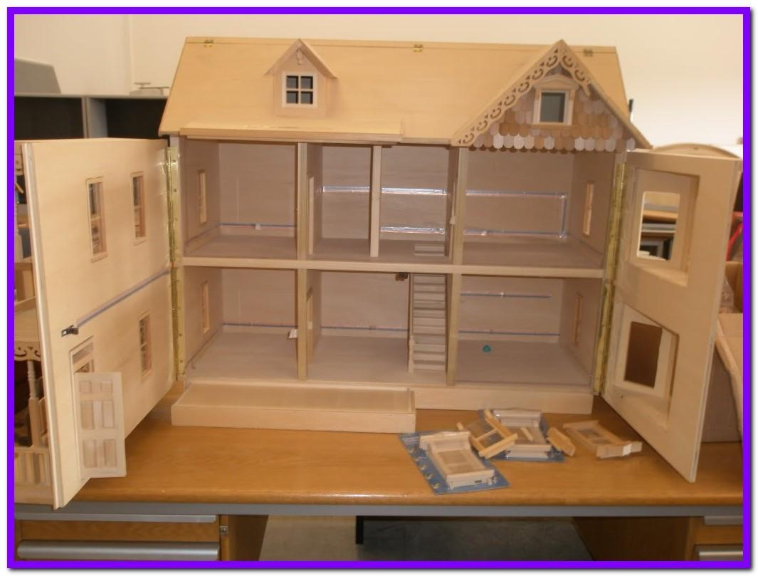 Amazing Homemade Doll Houses Ideas Best Inspiration Home