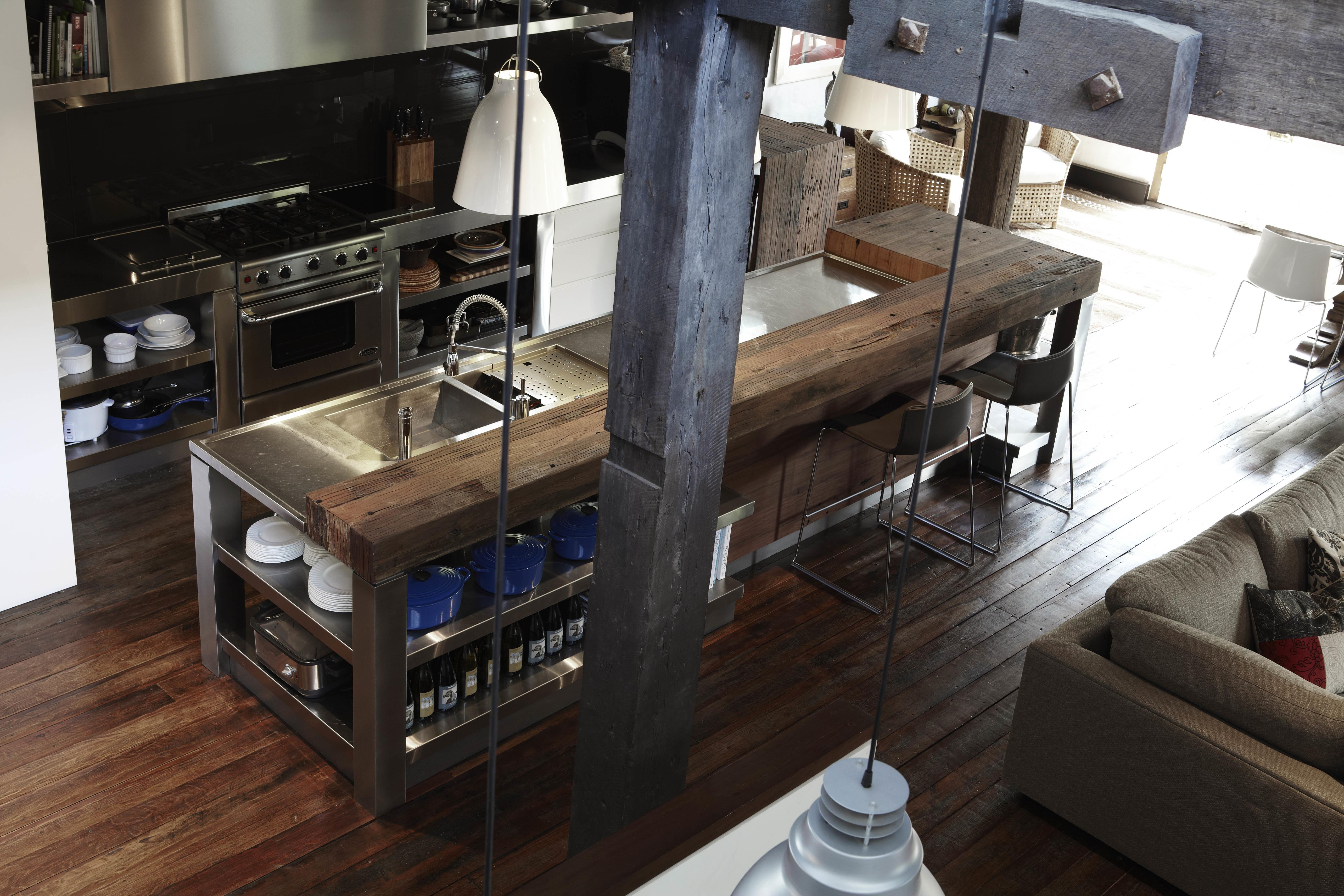 Amazing Industrial Interior Design Contemporary